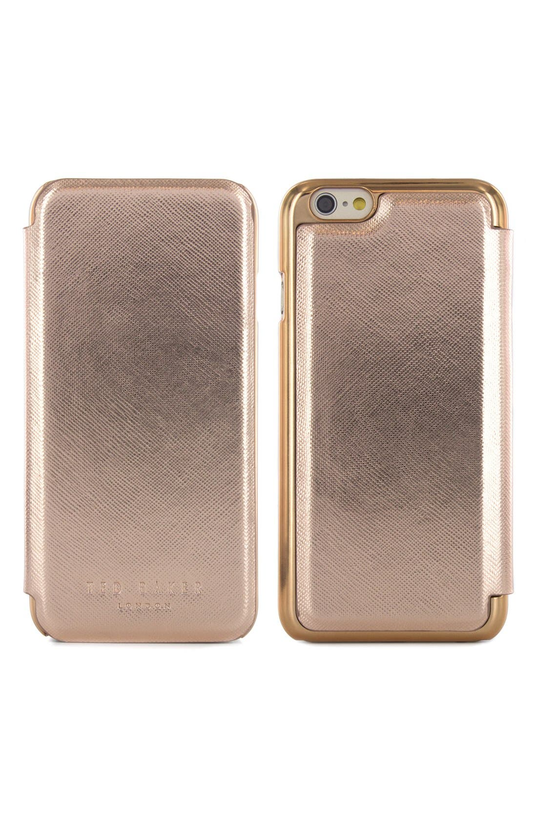 Alternate Image 1 Selected - Ted Baker London Shannon iPhone 6/6s Folio Case