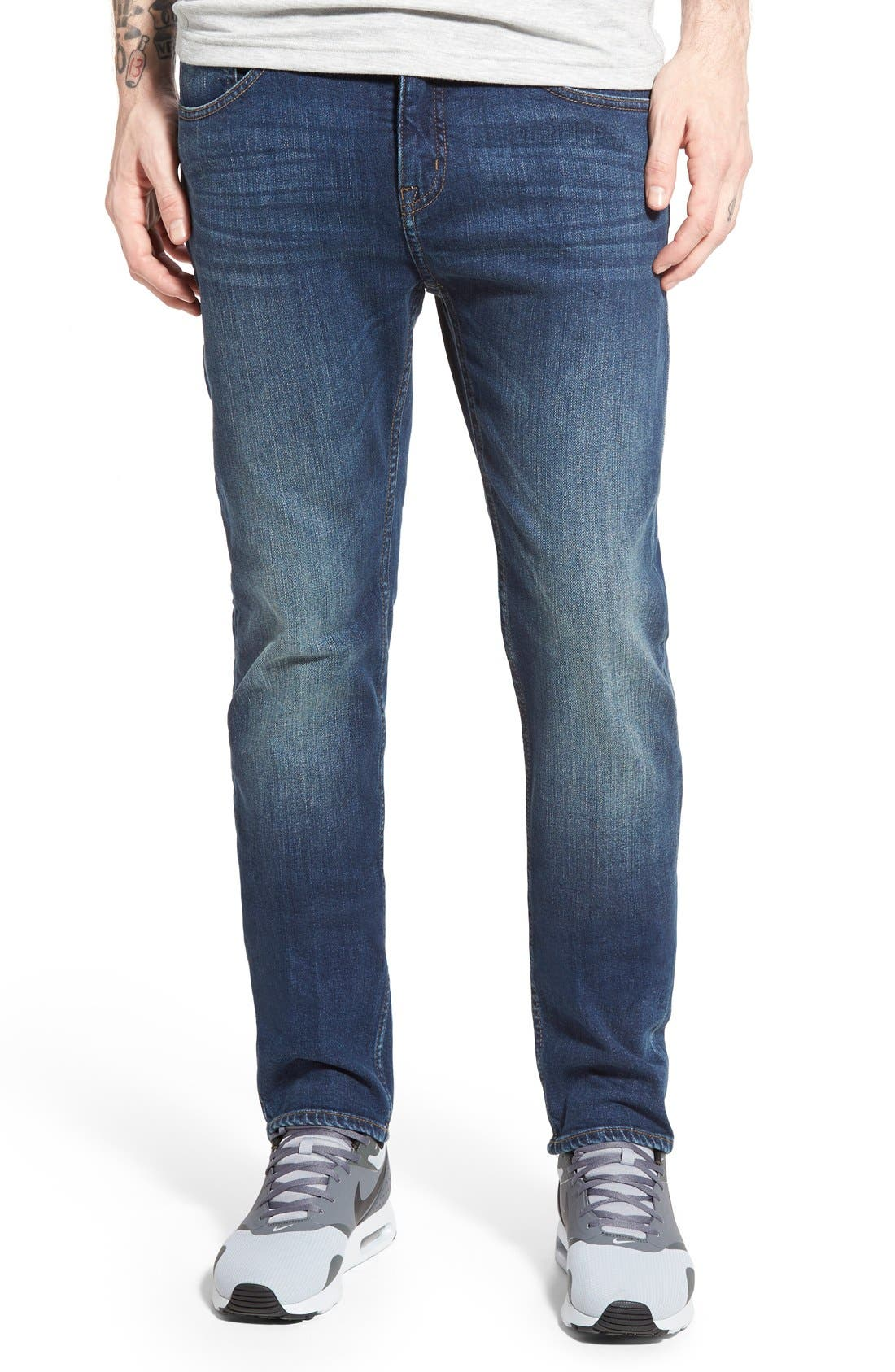 CHEAP MONDAY 'Sonic' Slouchy Slim Fit Jeans