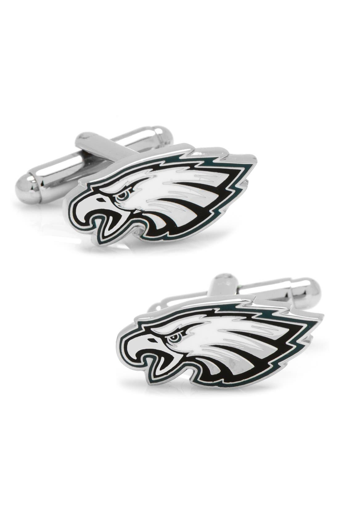 Alternate Image 1 Selected - Cufflinks, Inc. 'Philadelphia Eagles' Cuff Links