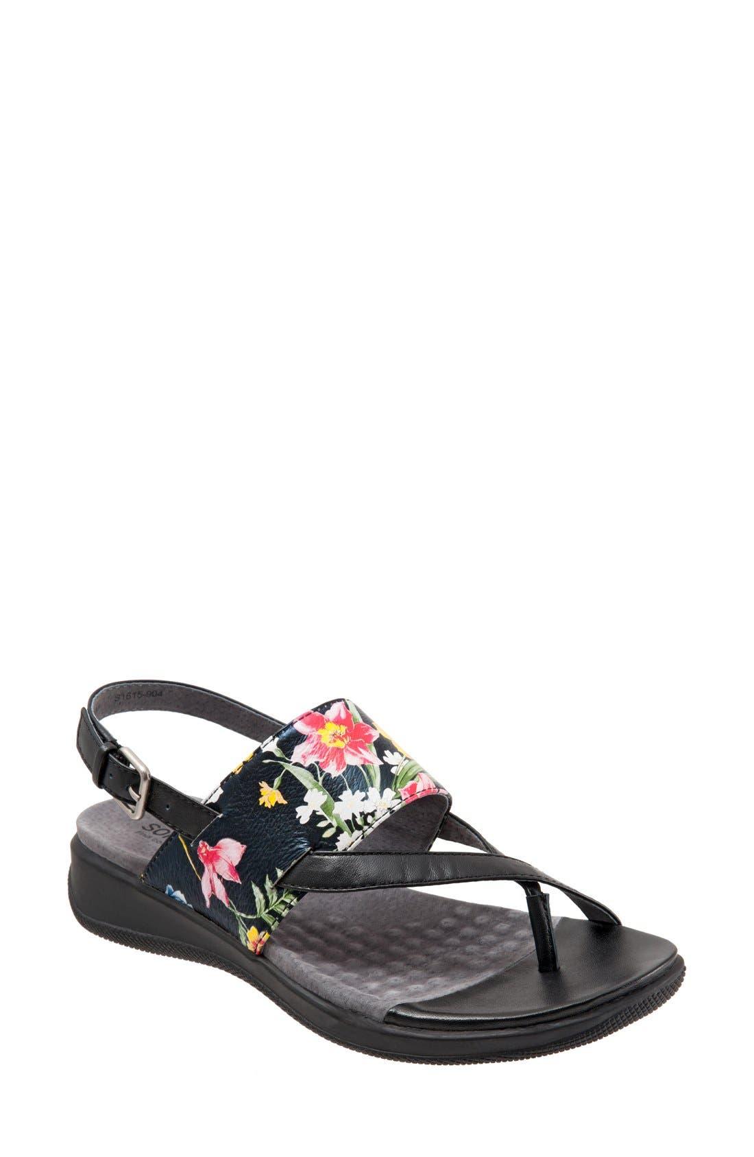 SoftWalk® 'Teller' Sandal (Women)