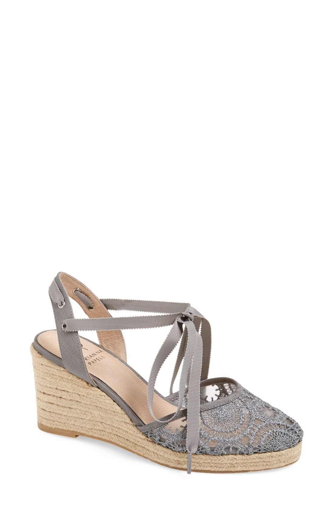 Adrianna Papell 'Penny' Sandal (Women)