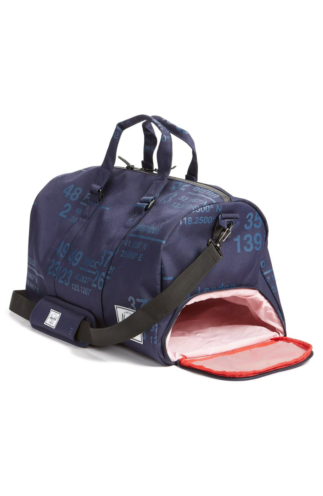 Alternate Image 3  - Herschel Supply Co. 'Novel' Duffel Bag