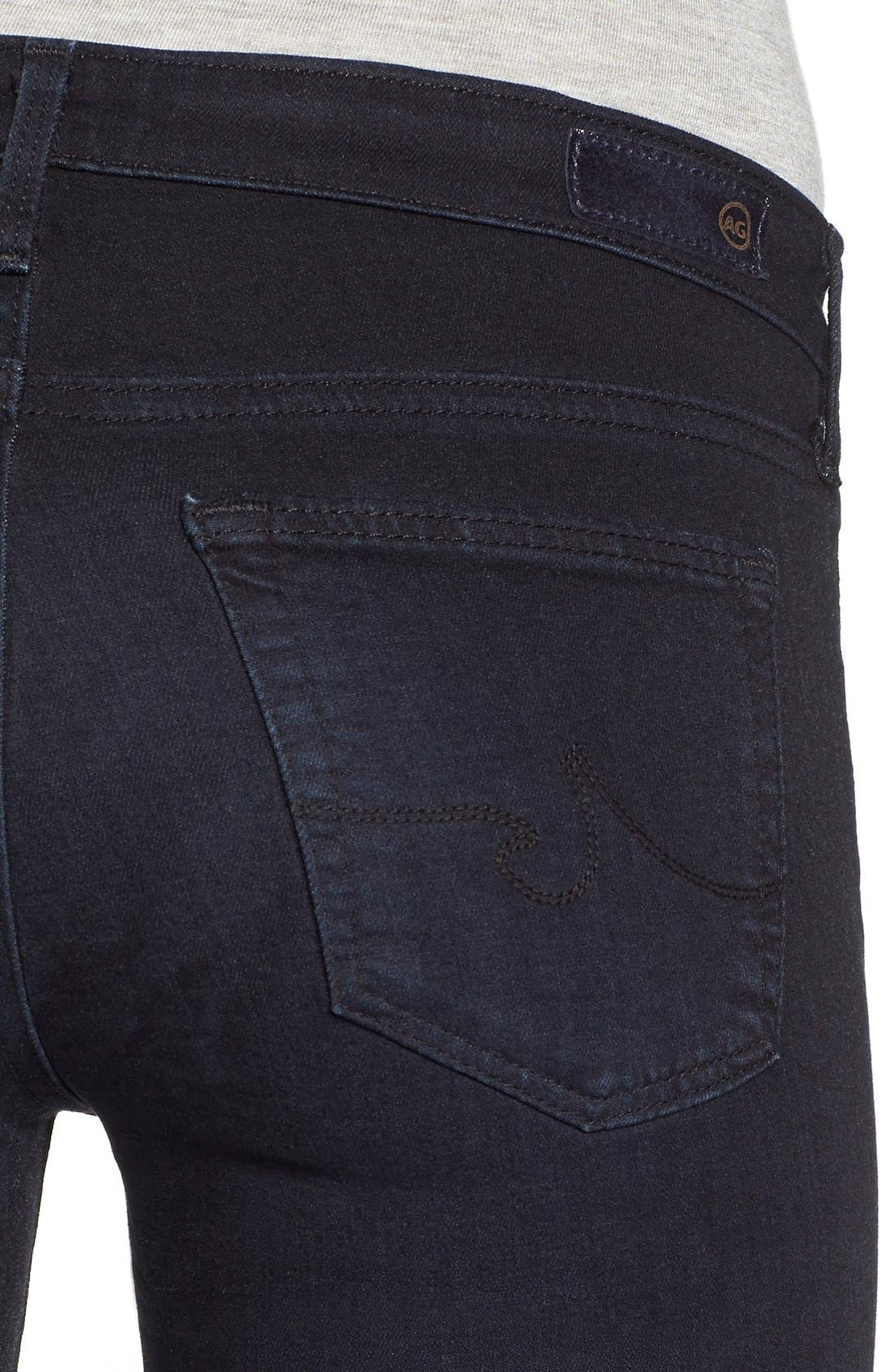 Alternate Image 4  - AG 'The Legging' Super Skinny Jeans (Shade)