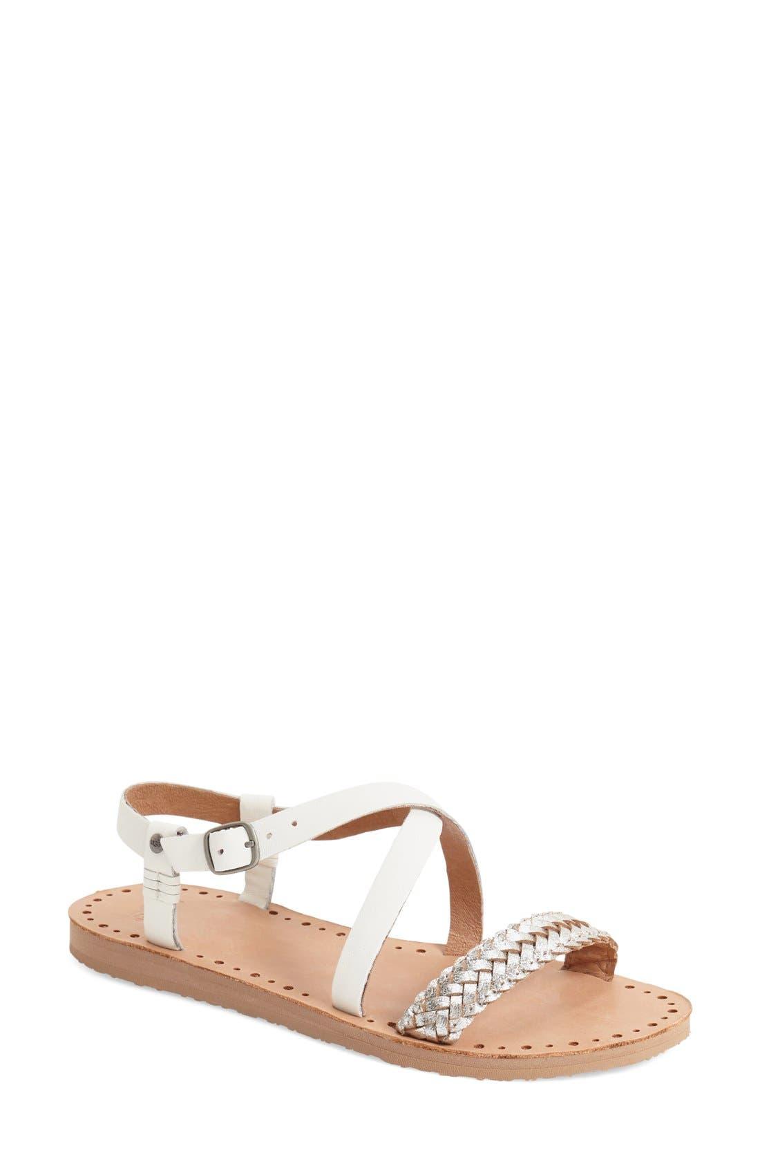 Main Image - UGG® 'Jordyne' Sandal (Women)