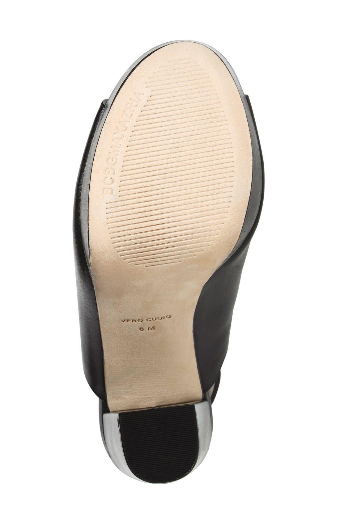 Alternate Image 4  - BCBGMAXAZRIA 'Dune' Platform Sandal (Women)