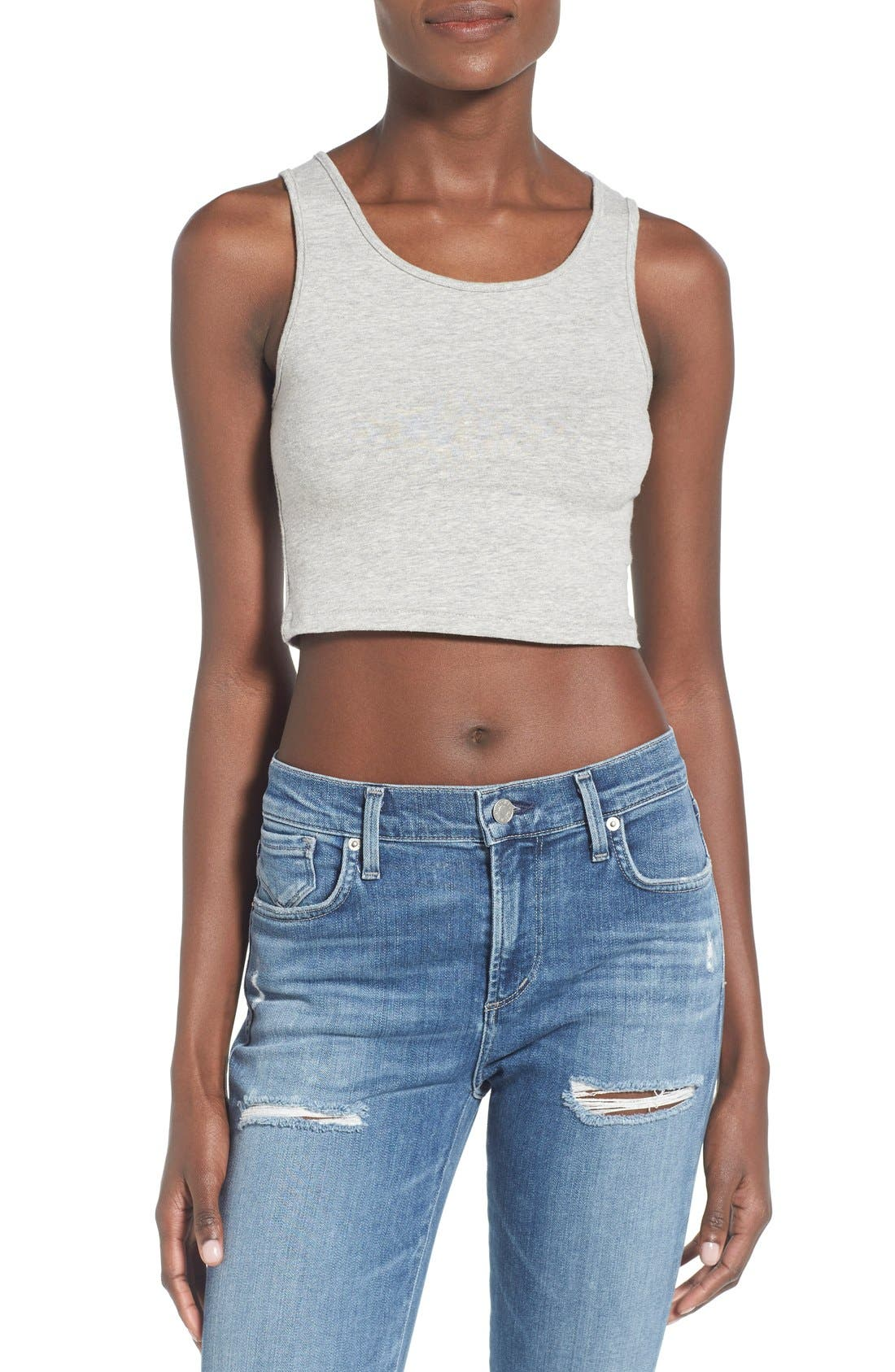 Main Image - BP. Crop Tank (2 for $20)