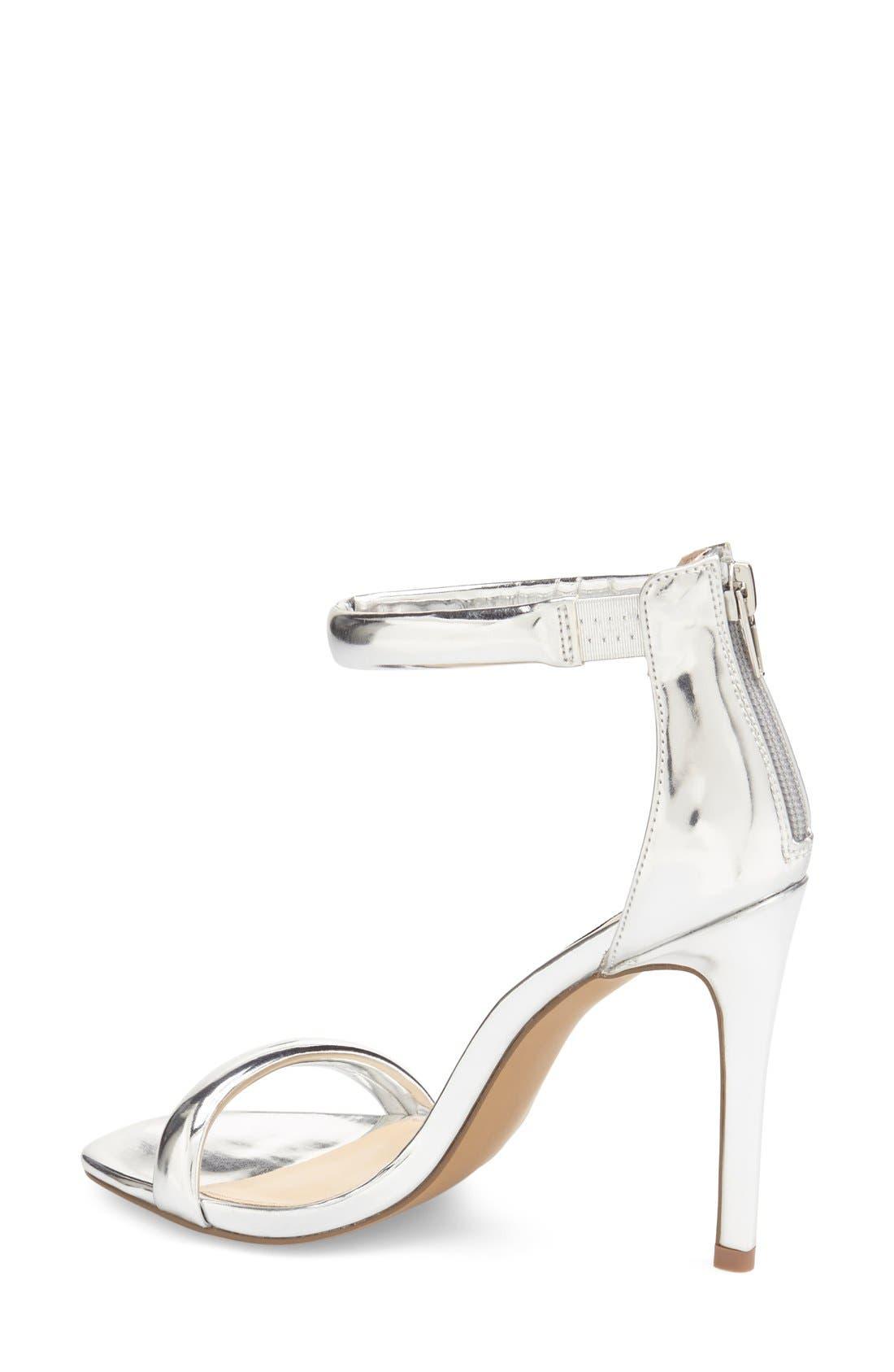 Alternate Image 2  - Steve Madden 'Fancier' Ankle Strap Sandal (Women)
