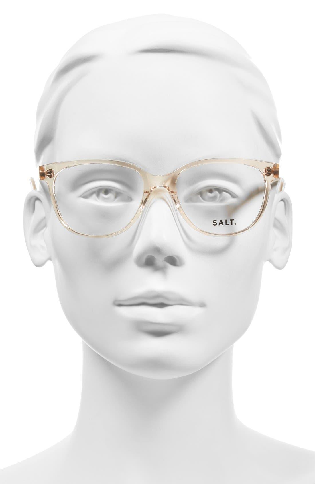 Alternate Image 2  - SALT 'Jodi' 51mm Optical Glasses