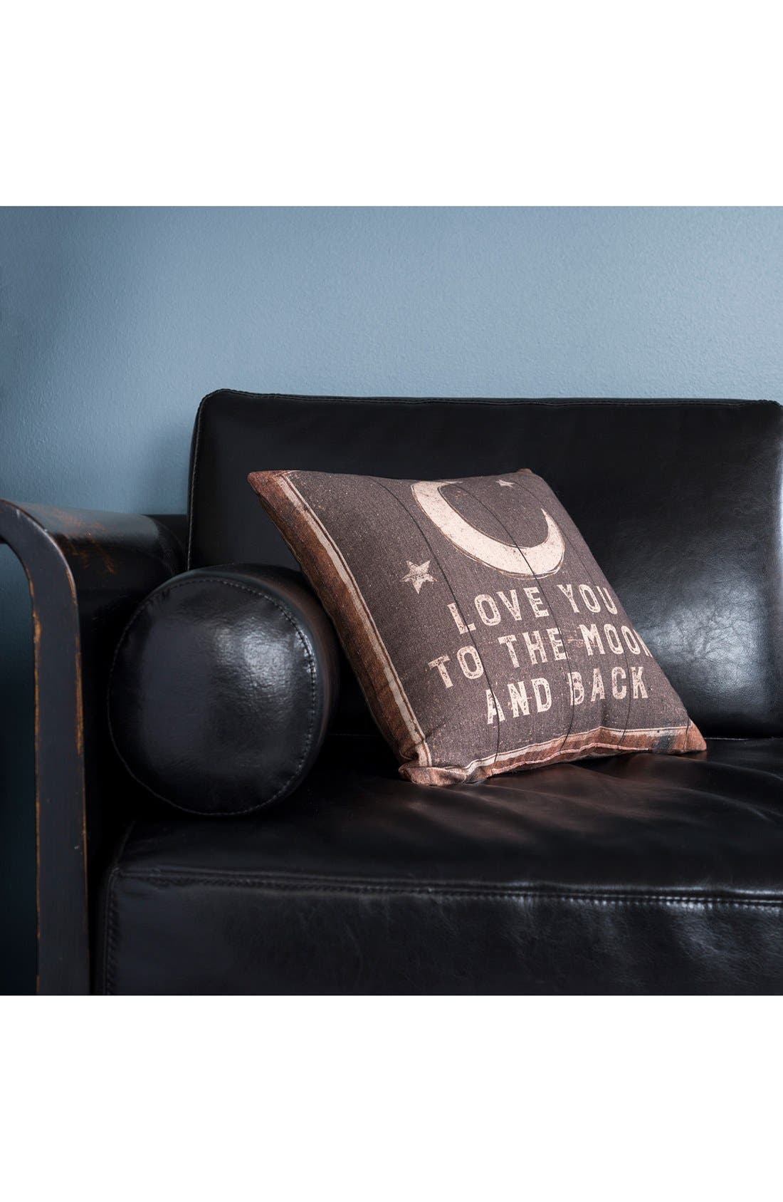 Alternate Image 3  - Primitives by Kathy 'Love You to the Moon' Pillow