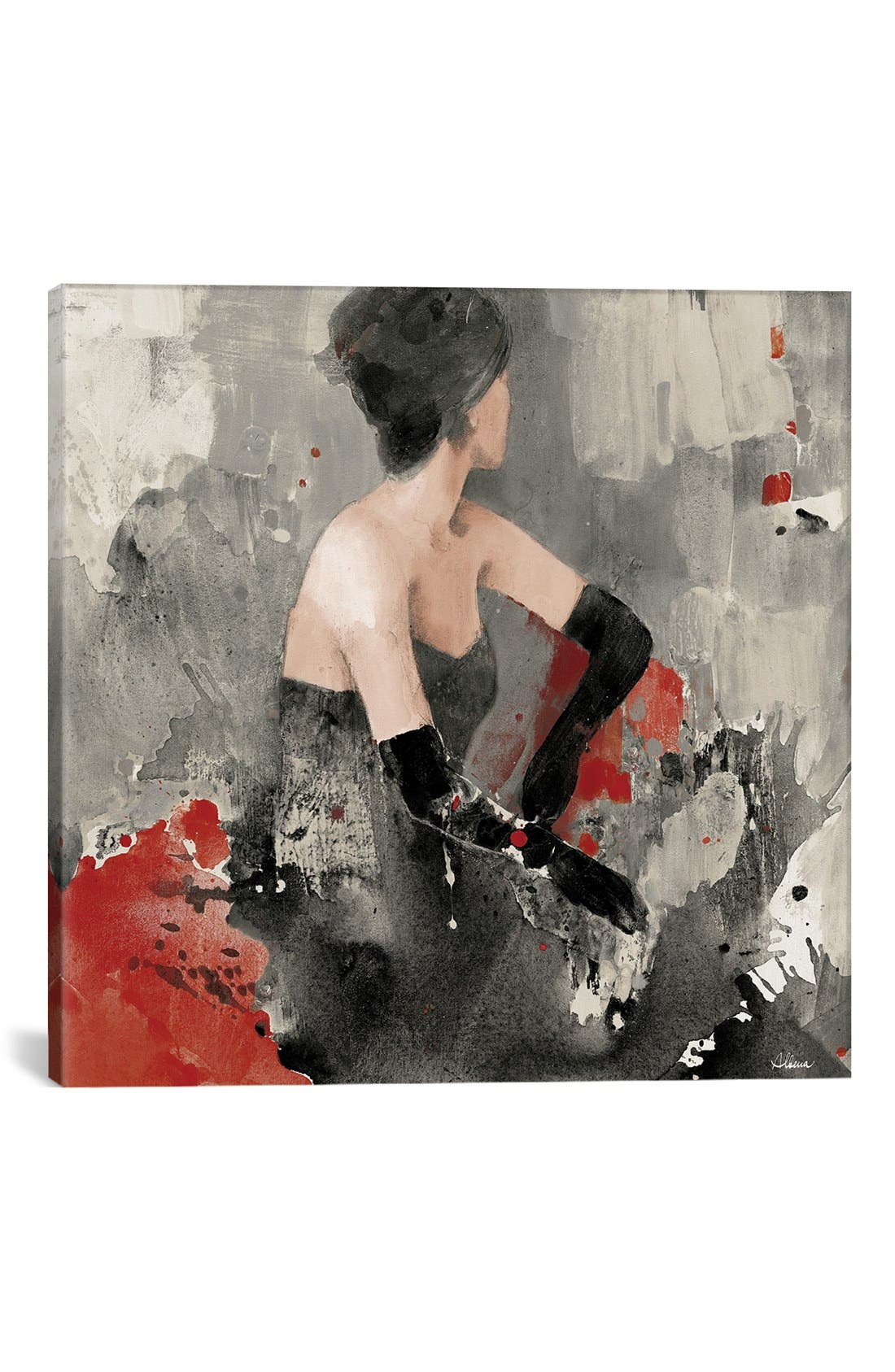 ICANVAS 'Beautiful Gaze' Giclée Print Canvas Art