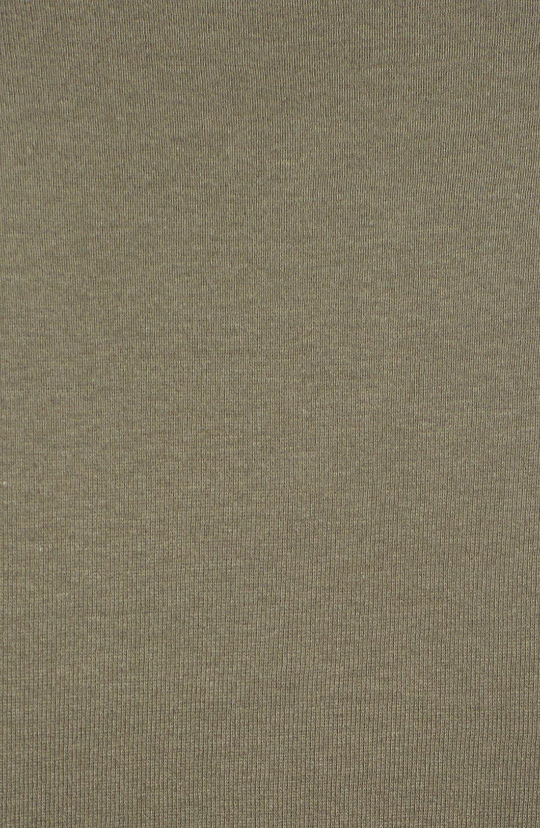 Alternate Image 5  - Caslon® Short Sleeve Scoop Neck Tee (Regular & Petite)