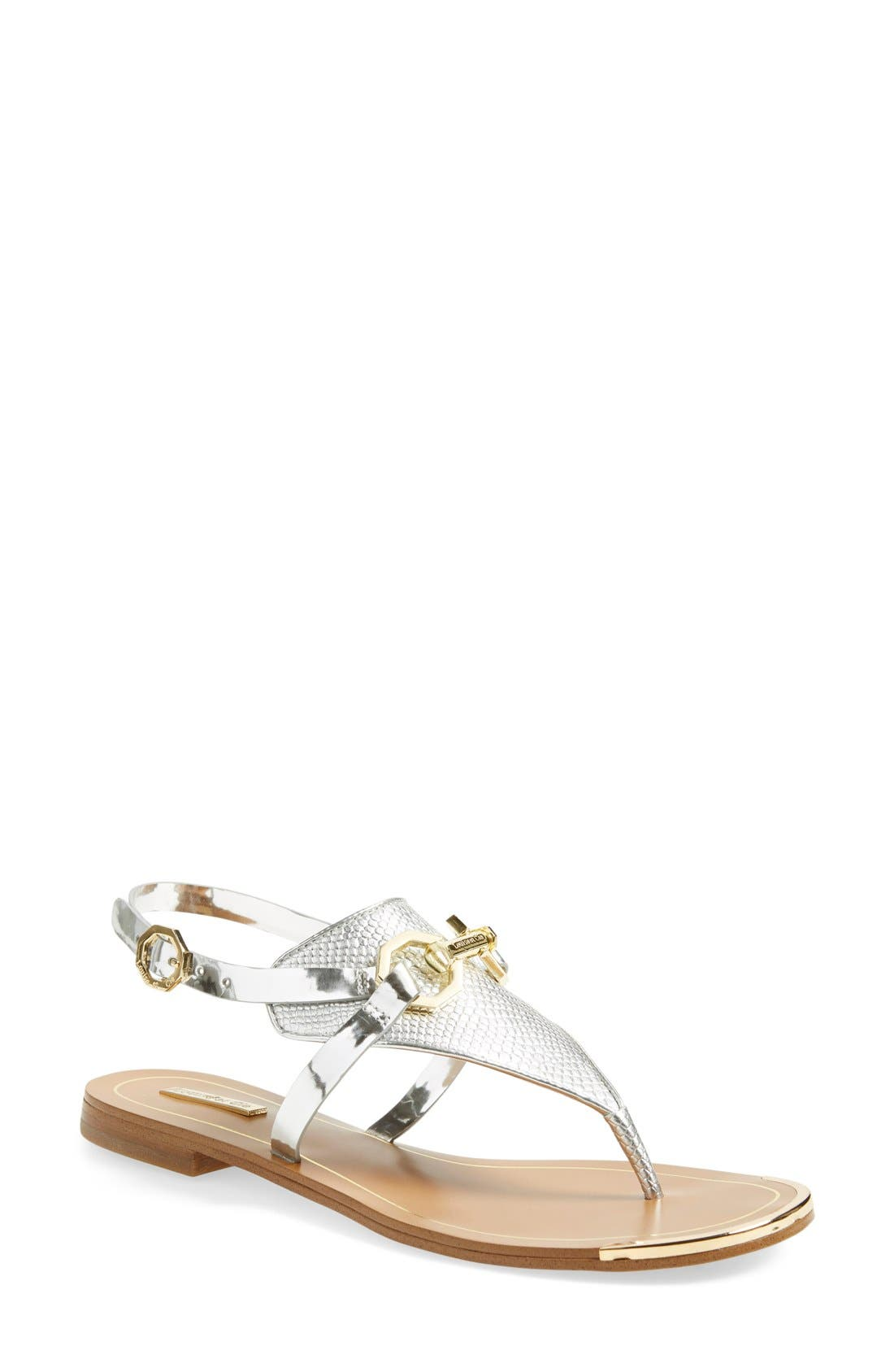 Alternate Image 1 Selected - Louise et Cie 'Rissa' Flat Sandal (Women)