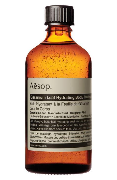 이솝 제라늄 리프 하이드레이팅 바디 트리트먼트 (100ml) Aesop Geranium Leaf Hydrating Body Treatment