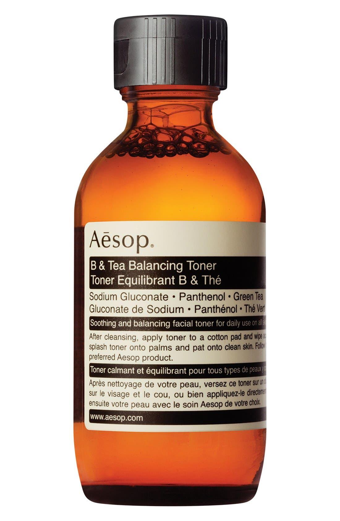 Aesop B & Tea Balancing Toner
