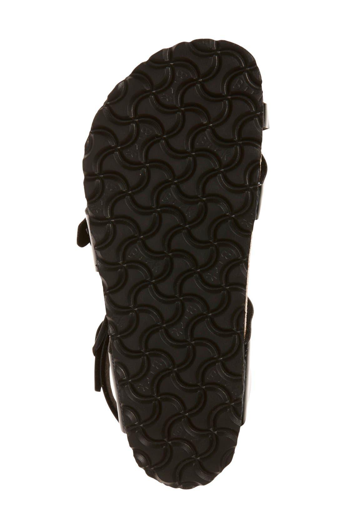 Alternate Image 4  - Birkenstock 'Yara' Birko-Flor™ Ankle Strap Sandal (Women)