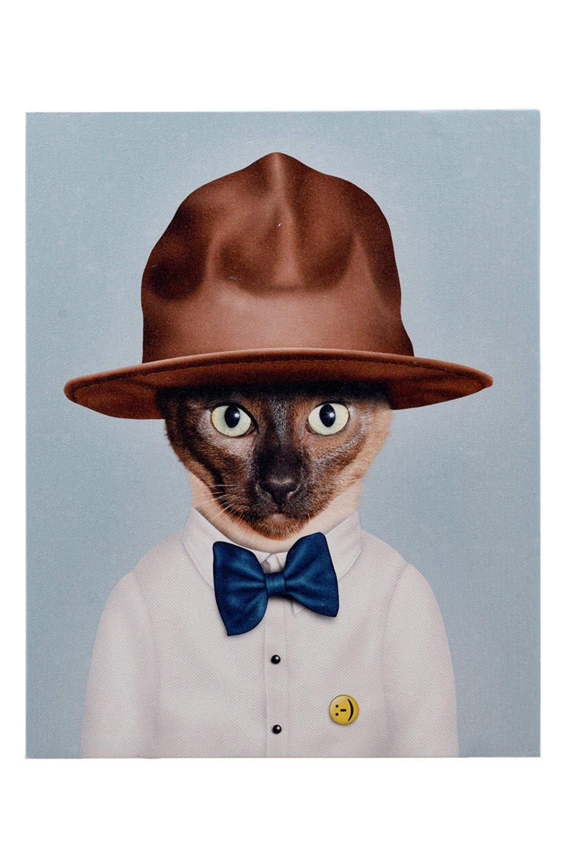 EMPIRE ART DIRECT 'Pets Rock™ - Purrell' Giclée