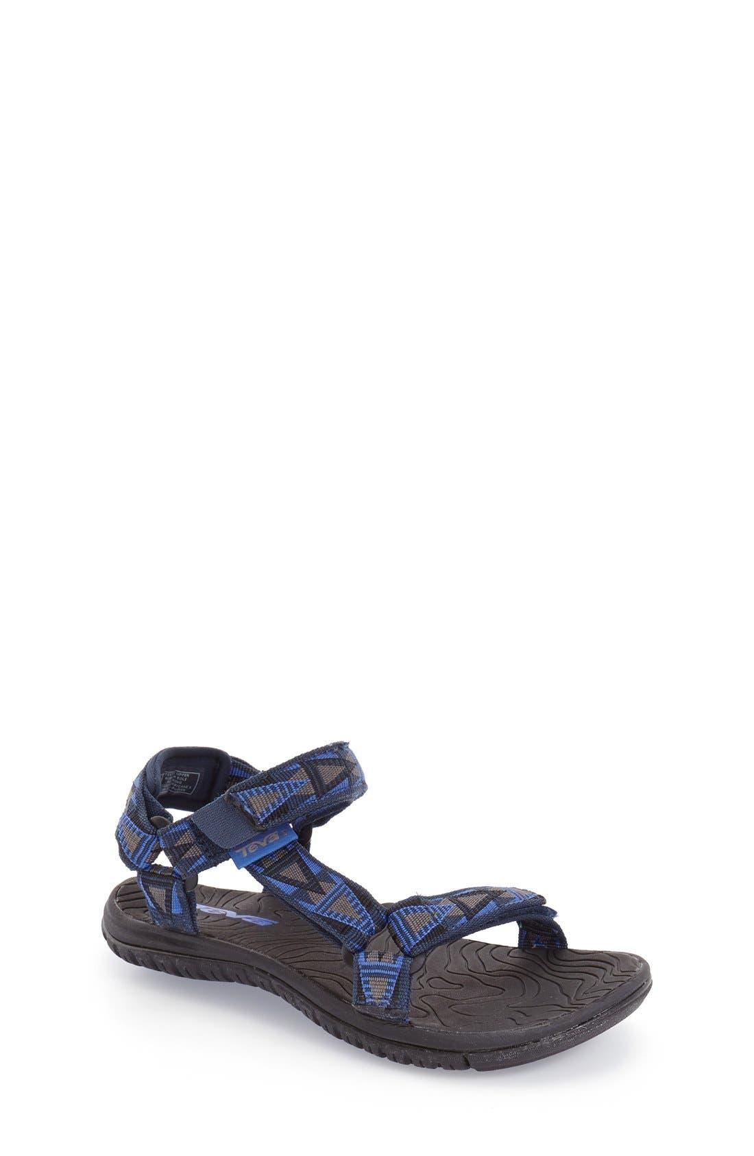 Teva 'Hurricane 3' Water Repellent Sport Sandal (Toddler & Little Kid)