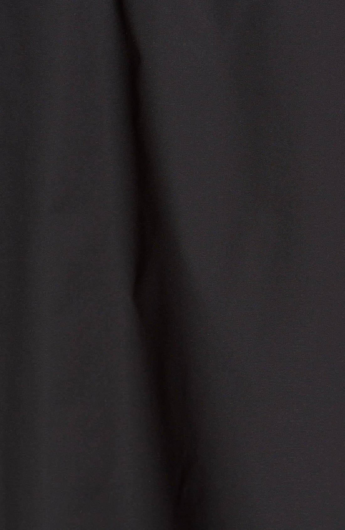 Alternate Image 3  - Comme des Garçons Stretch Twill Midi Skirt