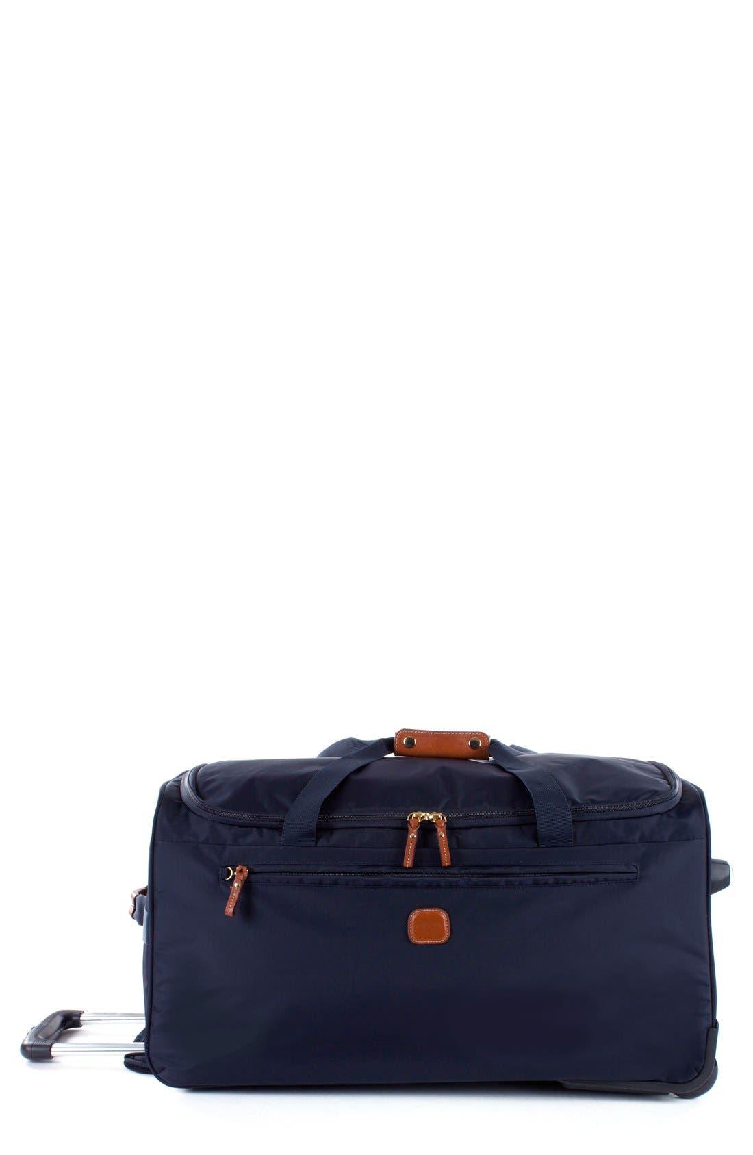 Bric's 'X-Bag' Rolling Duffel Bag (28 Inch)