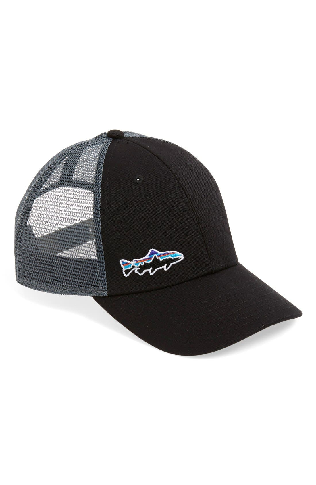 Alternate Image 1 Selected - Patagonia 'Fitz Roy' Trucker Hat