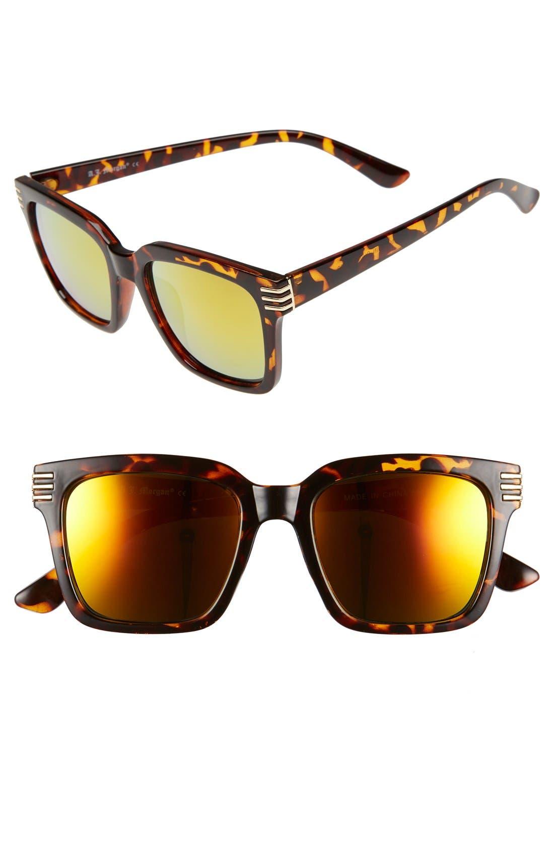 Main Image - A.J. Morgan 'Crux' 50mm Sunglasses