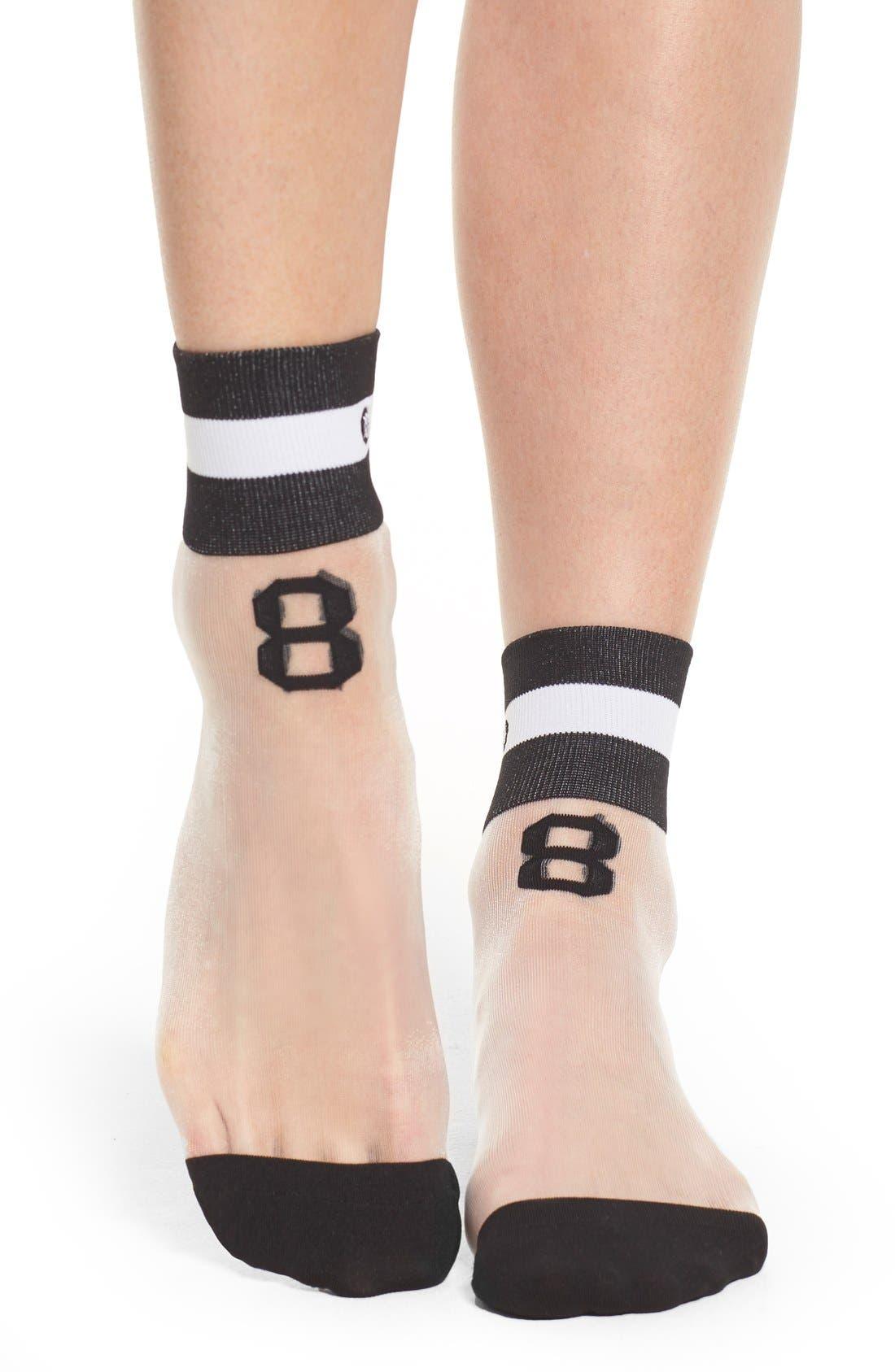 Alternate Image 1 Selected - Stance x Rihanna '88' Anklet Socks