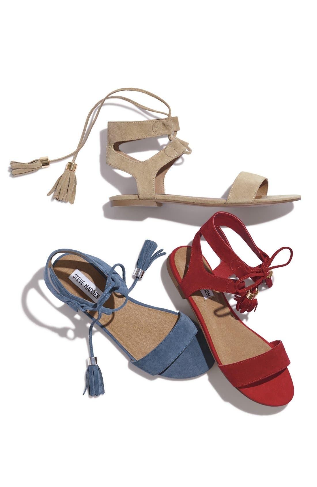 Alternate Image 6  - Steve Madden 'Elivait' Sandal (Women)