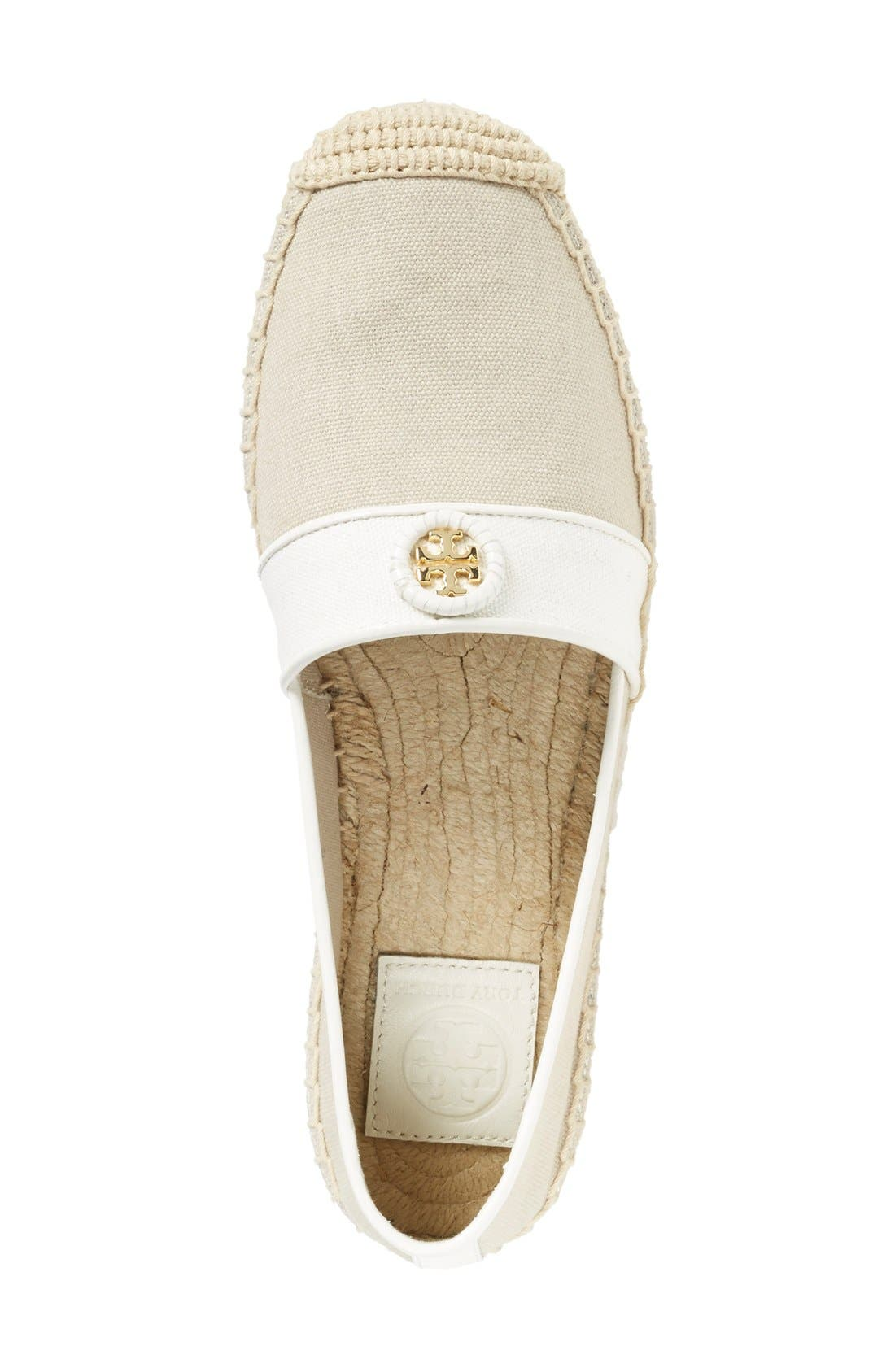 Alternate Image 3  - Tory Burch 'Lacey' Espadrille Flat (Women) (Nordstrom Exclusive)