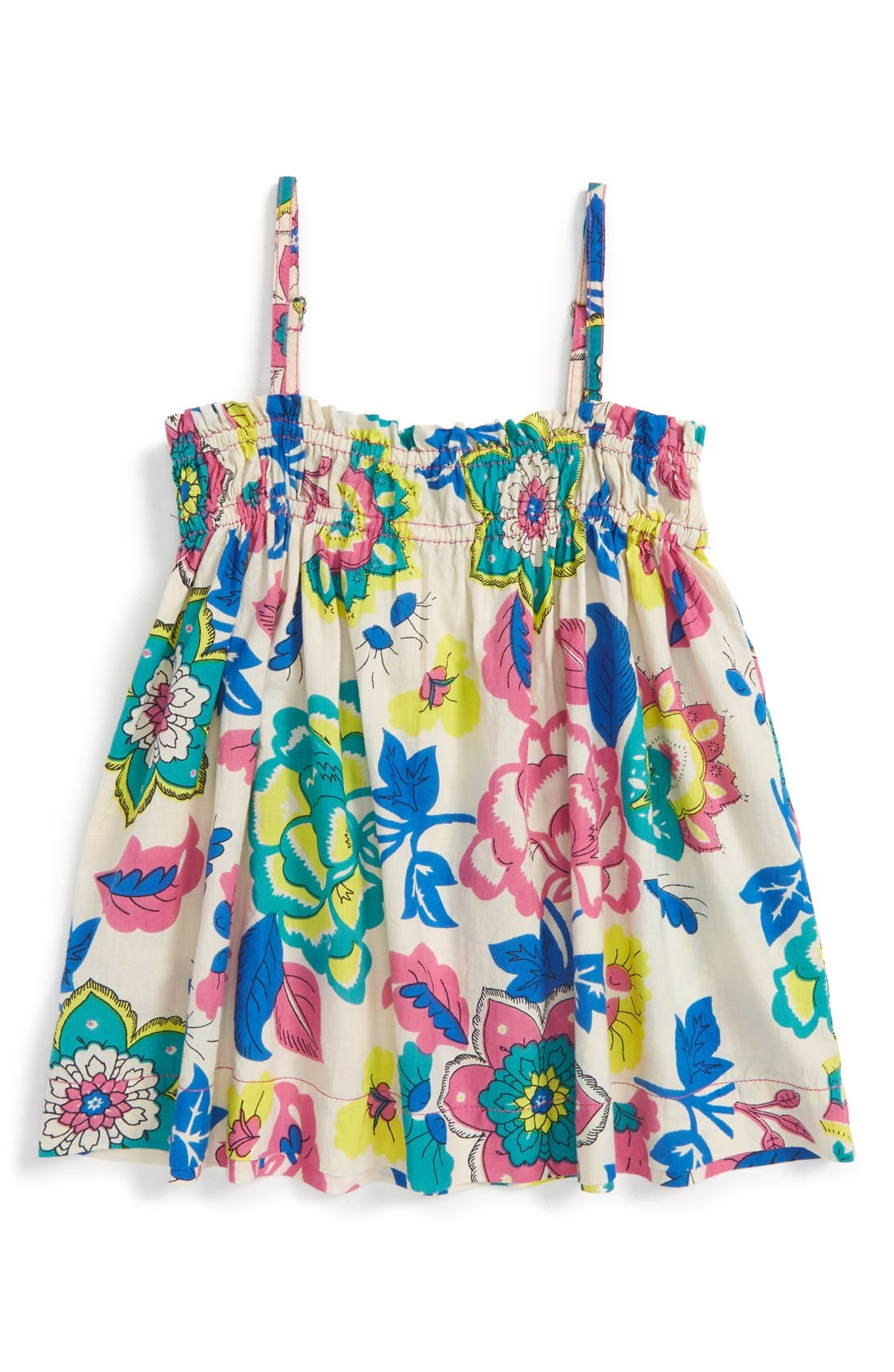 Main Image - Peek 'Flower' Tank (Toddler Girls, Little Girls & Big Girls)