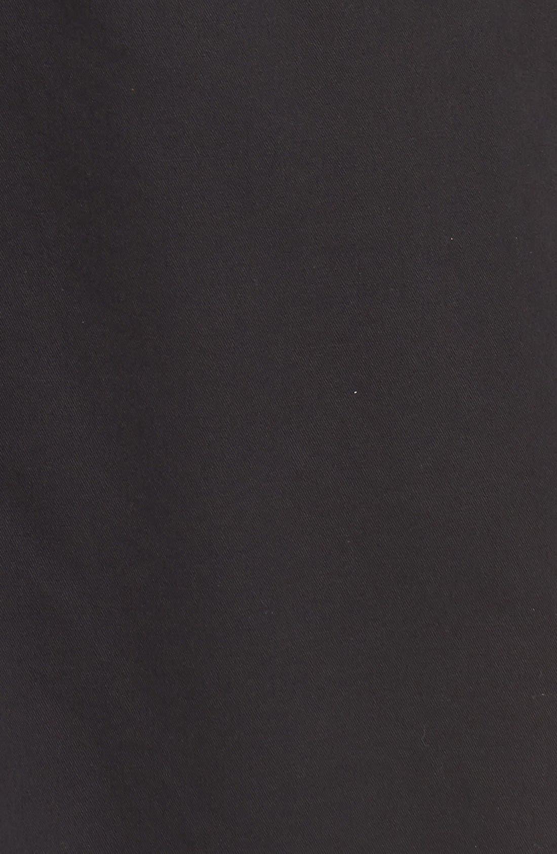 Alternate Image 5  - Steve Madden Double Collar Army Jacket