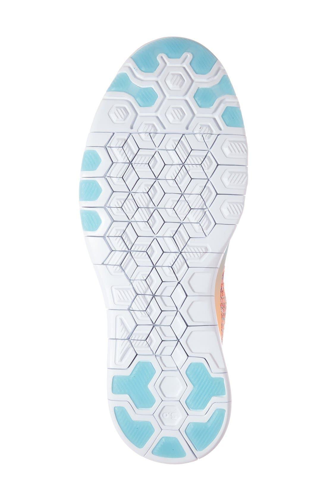Alternate Image 4  - Nike 'Free Flyknit 5.0 TR' Training Shoe (Women)