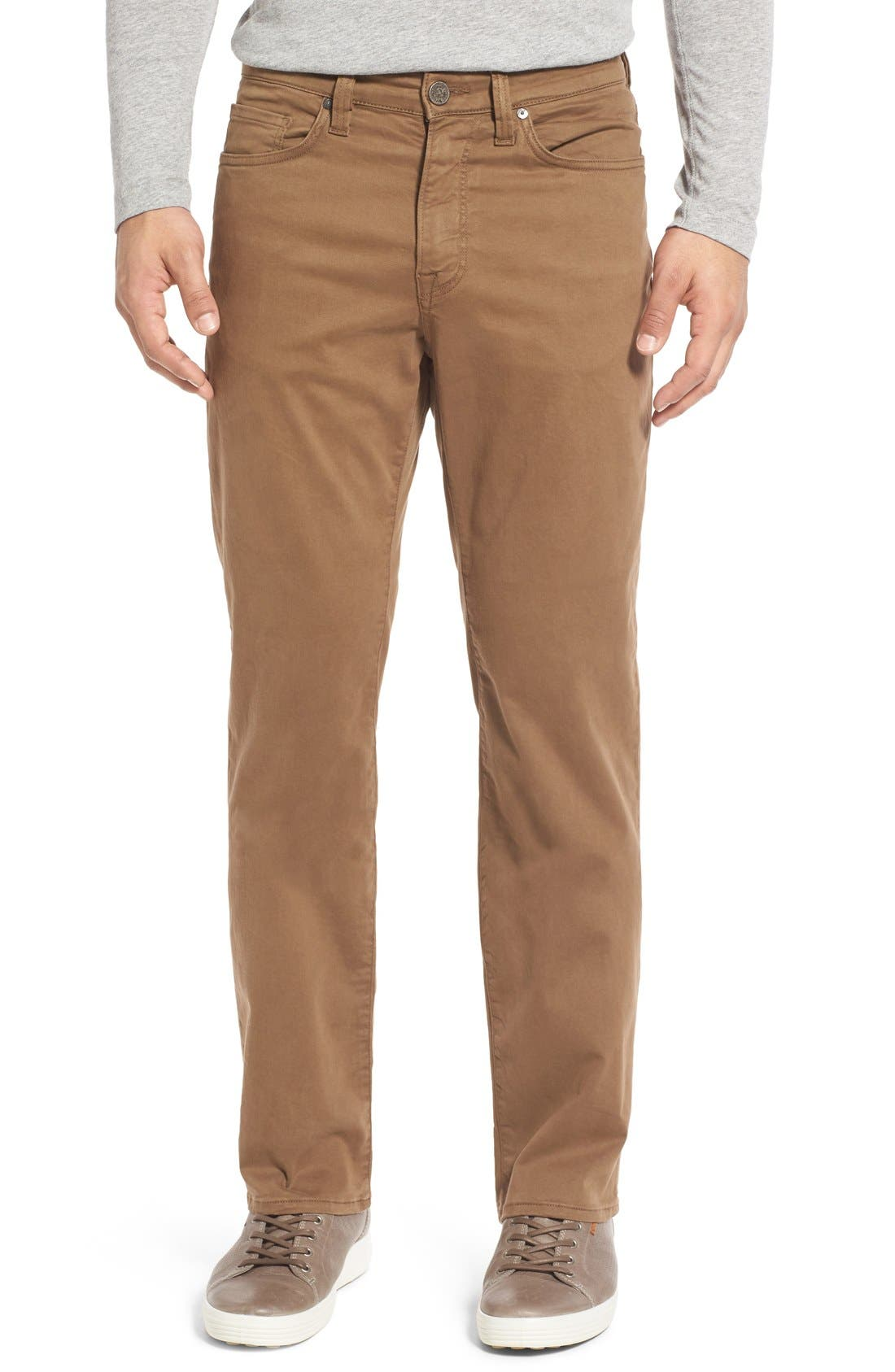 34 Heritage 'Charisma' Relaxed Fit Jeans (Tobacco Twill) (Online Only)