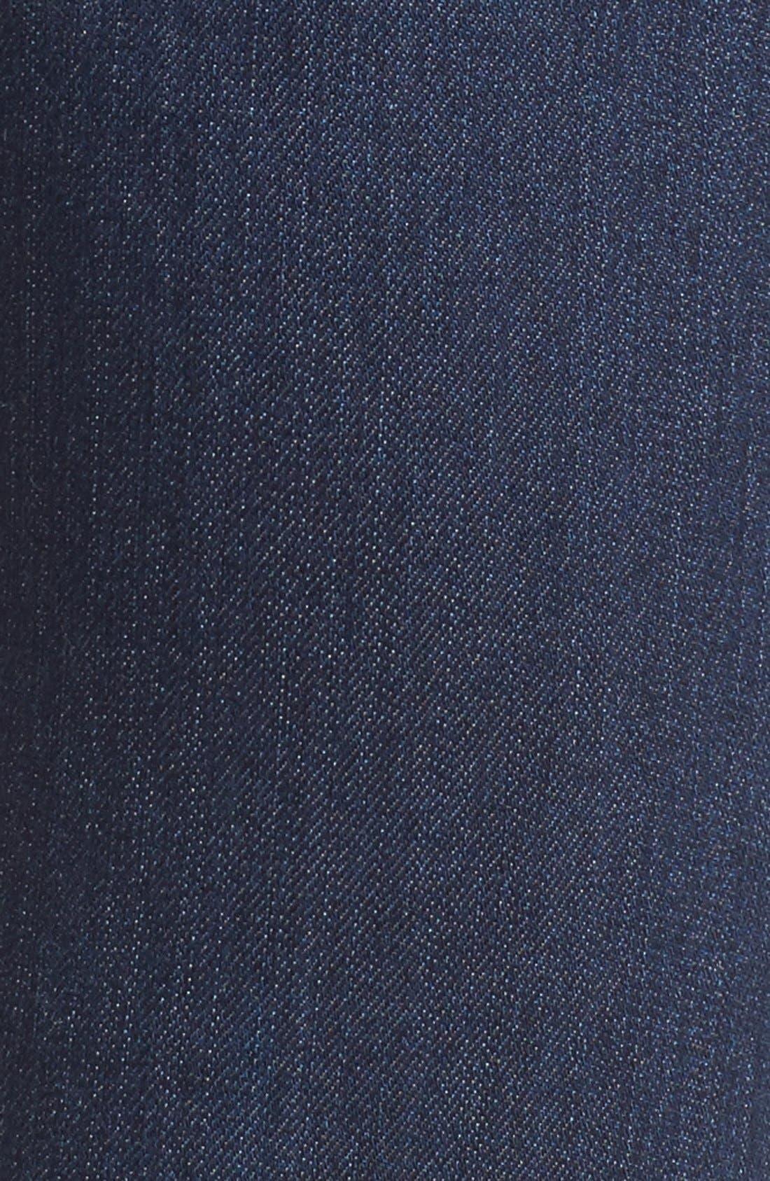 Alternate Image 6  - Articles of Society 'Mya' Skinny Jeans (Americana)