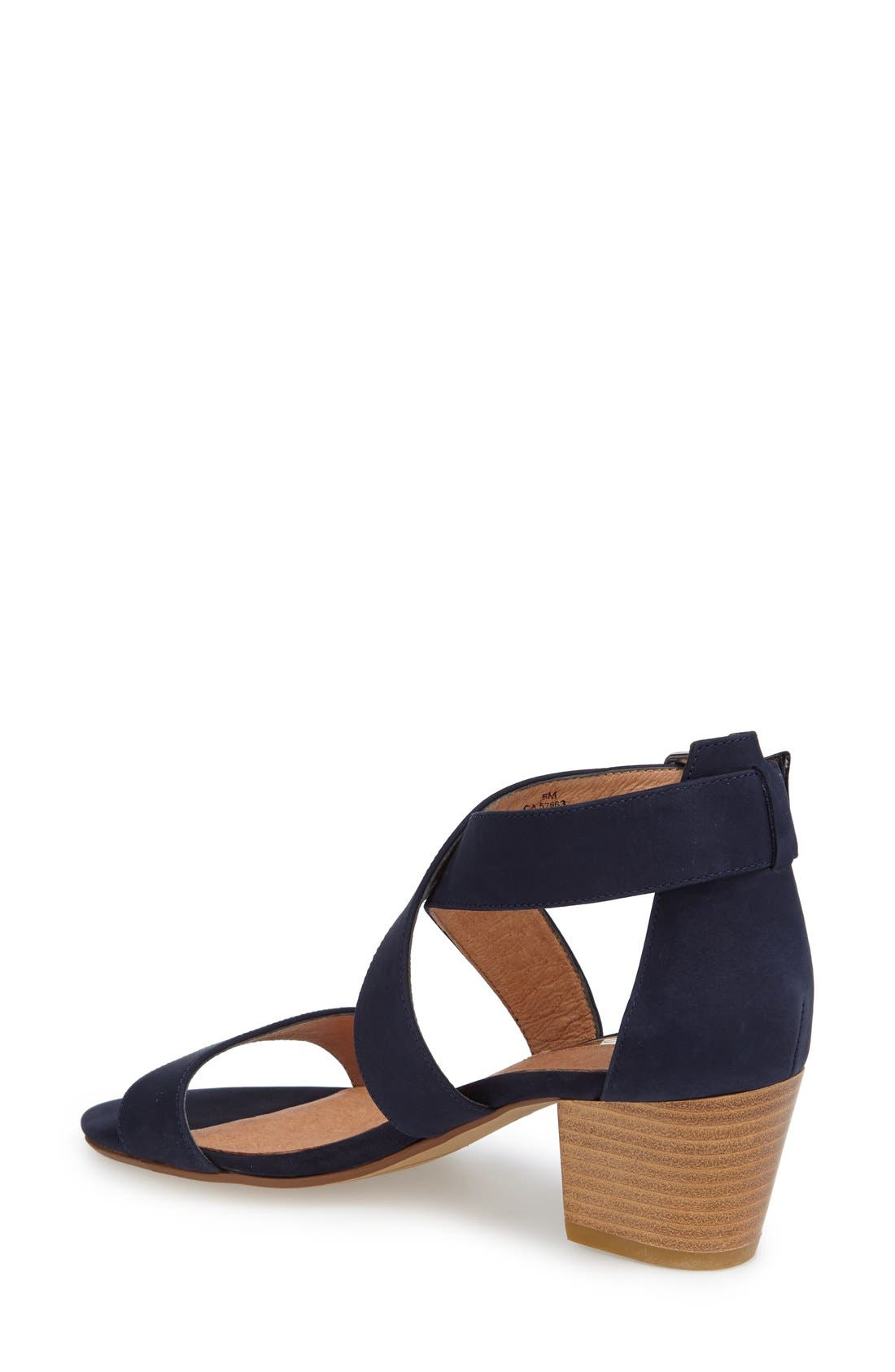 Alternate Image 2  - Halogen 'Rena' Crisscross Strap Sandal (Women)