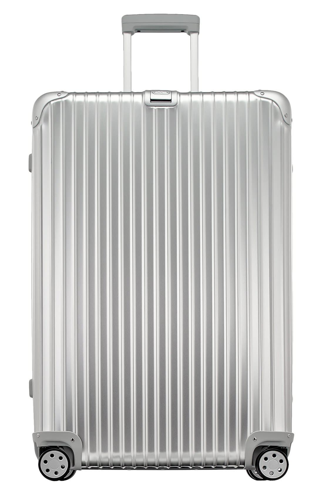 RIMOWA Topas 32-Inch Multiwheel® Aluminum Packing Case