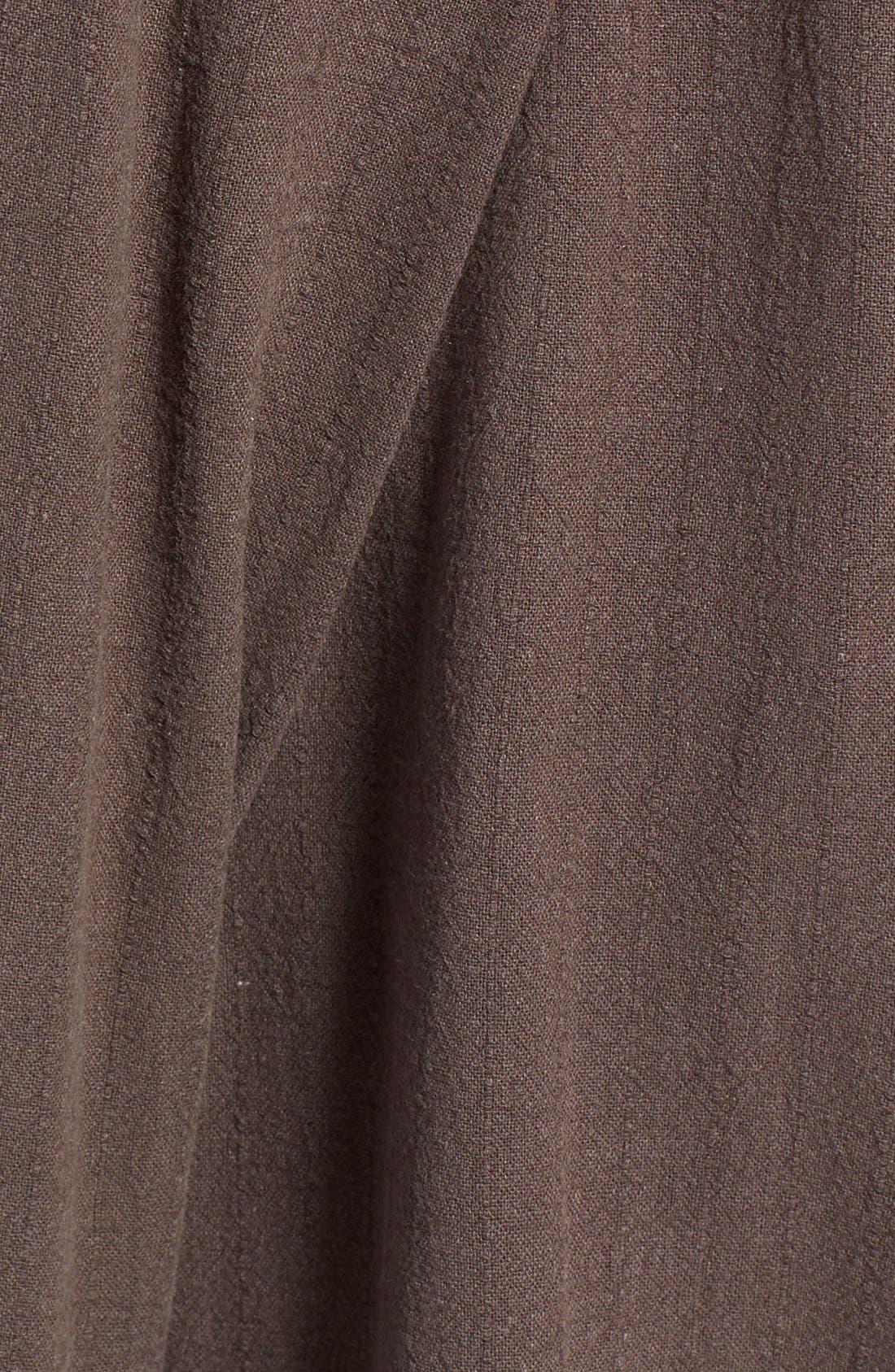Alternate Image 4  - ASTR 'Peonia' Cotton & Linen Surplice Jumpsuit