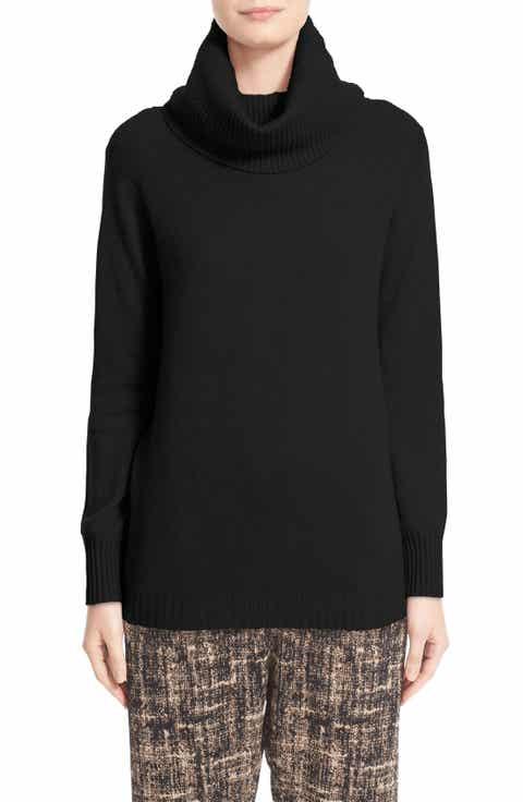 Zero   Maria Cornejo 'Asha' Cashmere   Wool Turtleneck Sweater