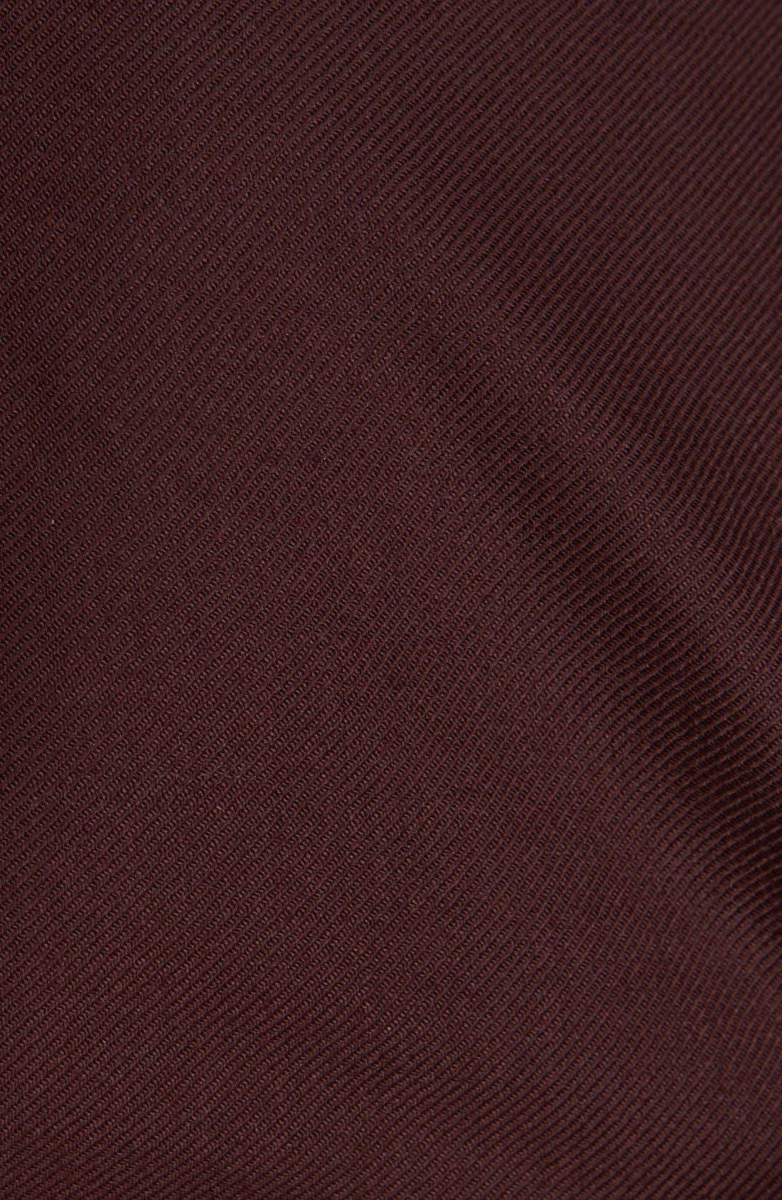 Alternate Image 3  - Vetements 'Schoolgirl' Lace Trim Minidress
