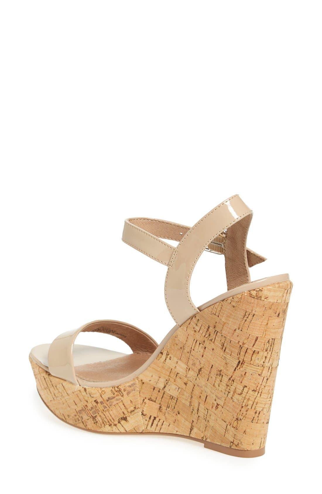 Alternate Image 2  - Steve Madden 'Ellina' Wedge Sandal (Women)