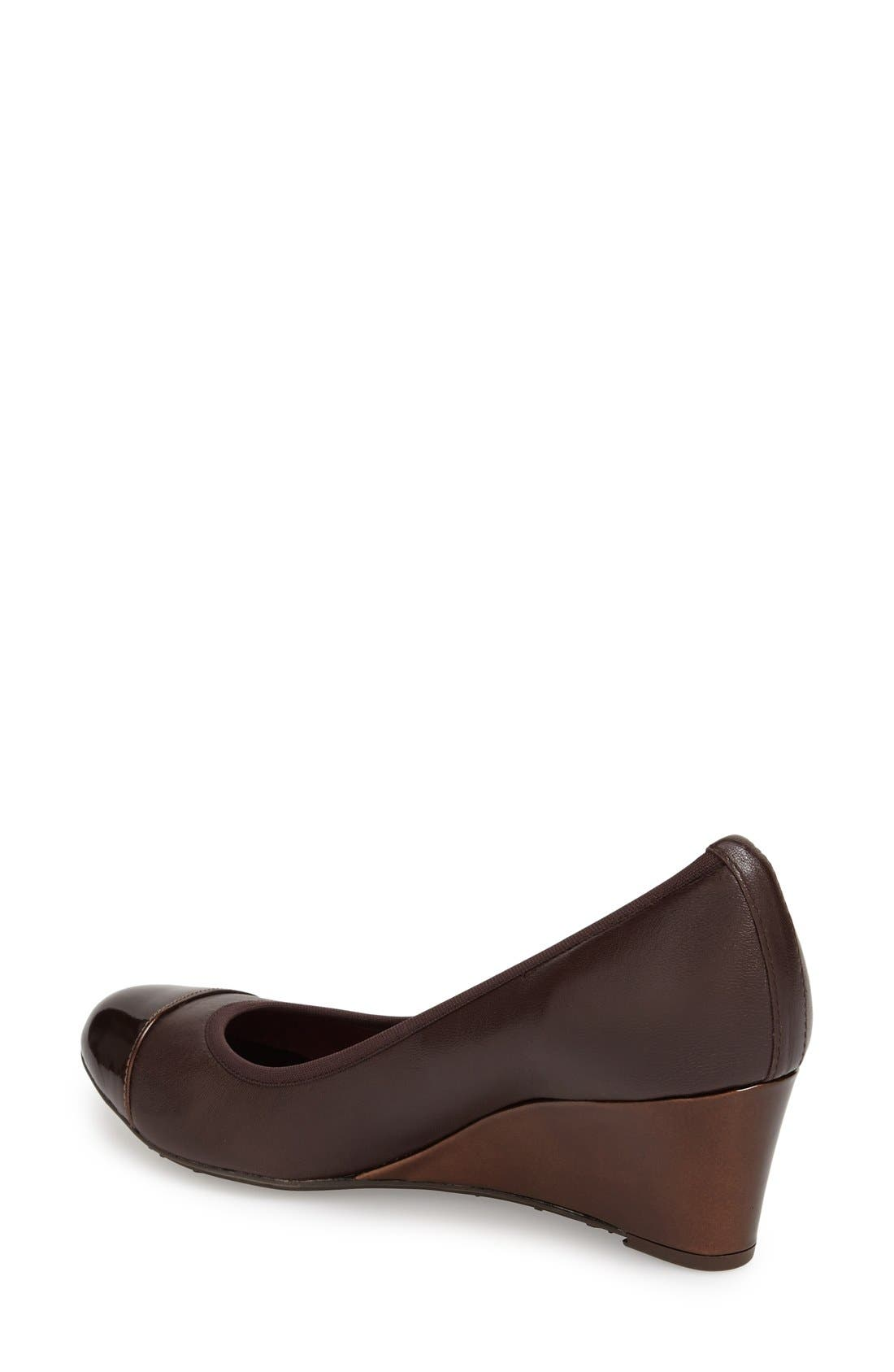 Alternate Image 2  - French Sole 'Juggle' Wedge Pump