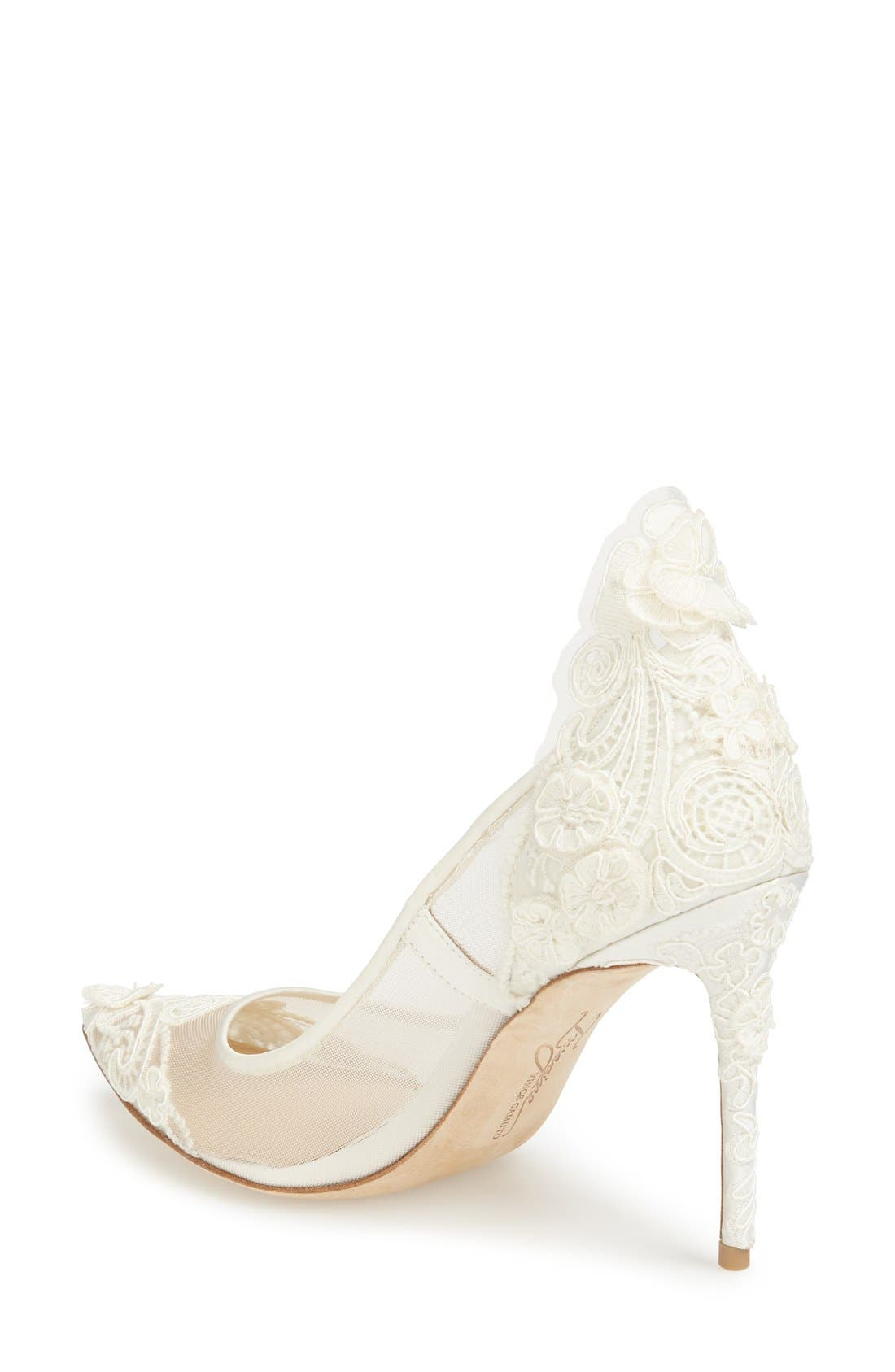 Alternate Image 2  - Imagine by Vince Camuto 'Ophelia' Pointy Toe Pump (Women)
