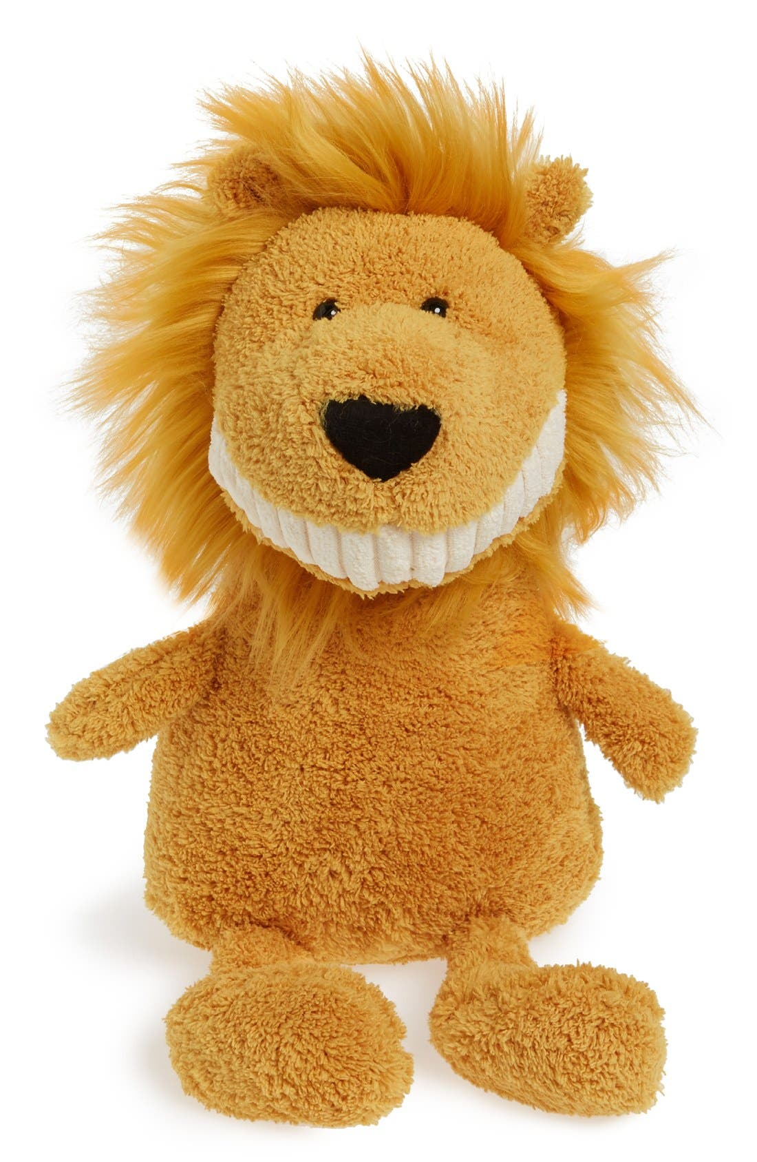 Jellycat 'Large Toothie Lion' Stuffed Animal