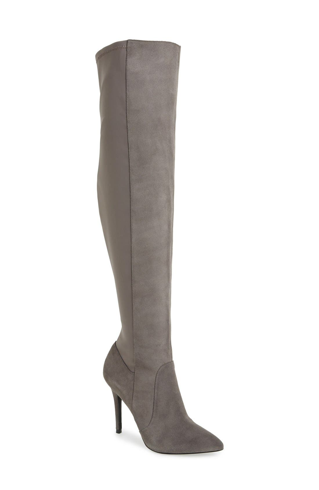 Alternate Image 1 Selected - Charles by Charles David 'Paso' Over The Knee Boot (Women)