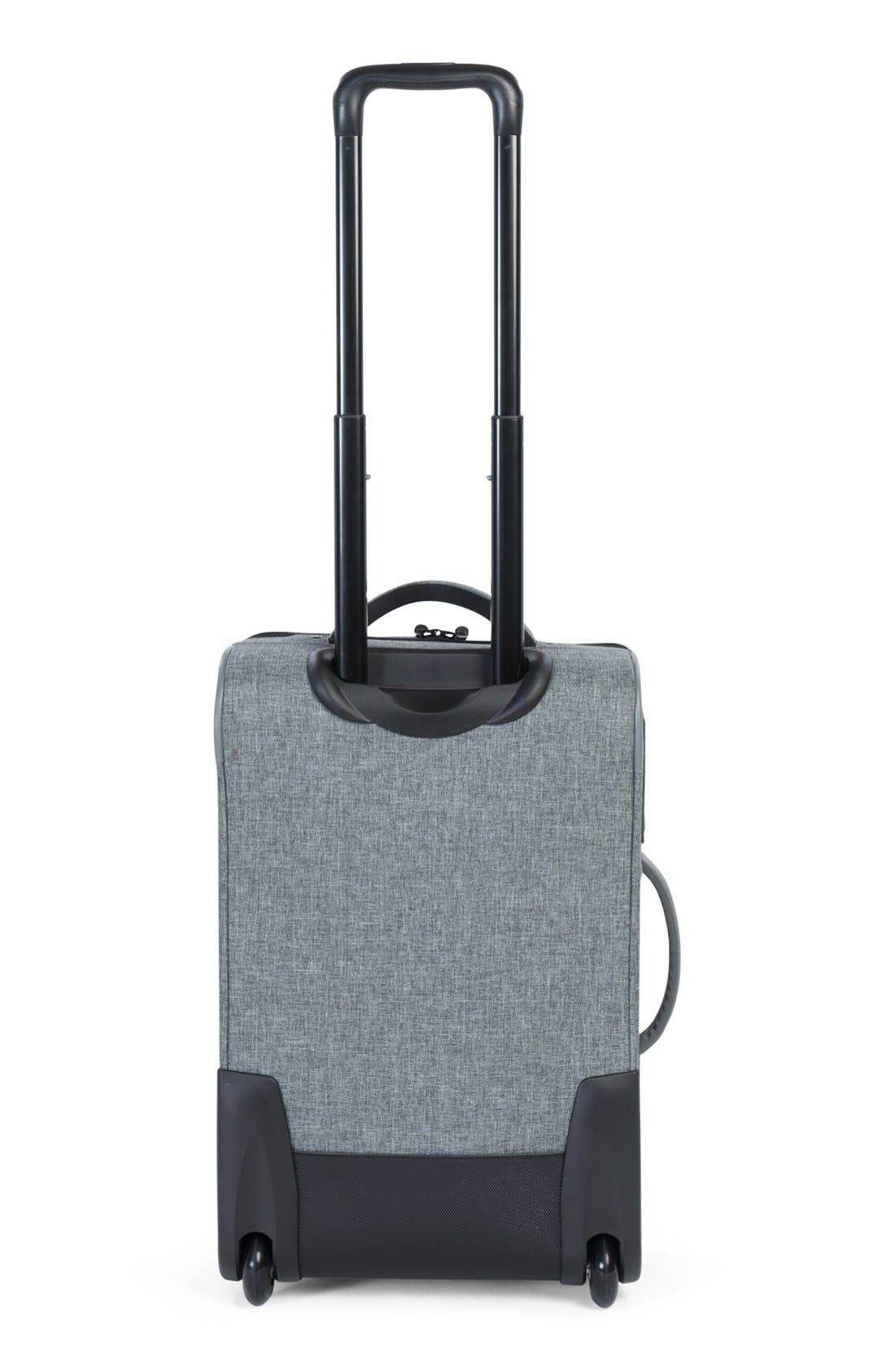 Alternate Image 4  - Herschel Supply Co. 'New Campaign' Rolling Suitcase (24 Inch)