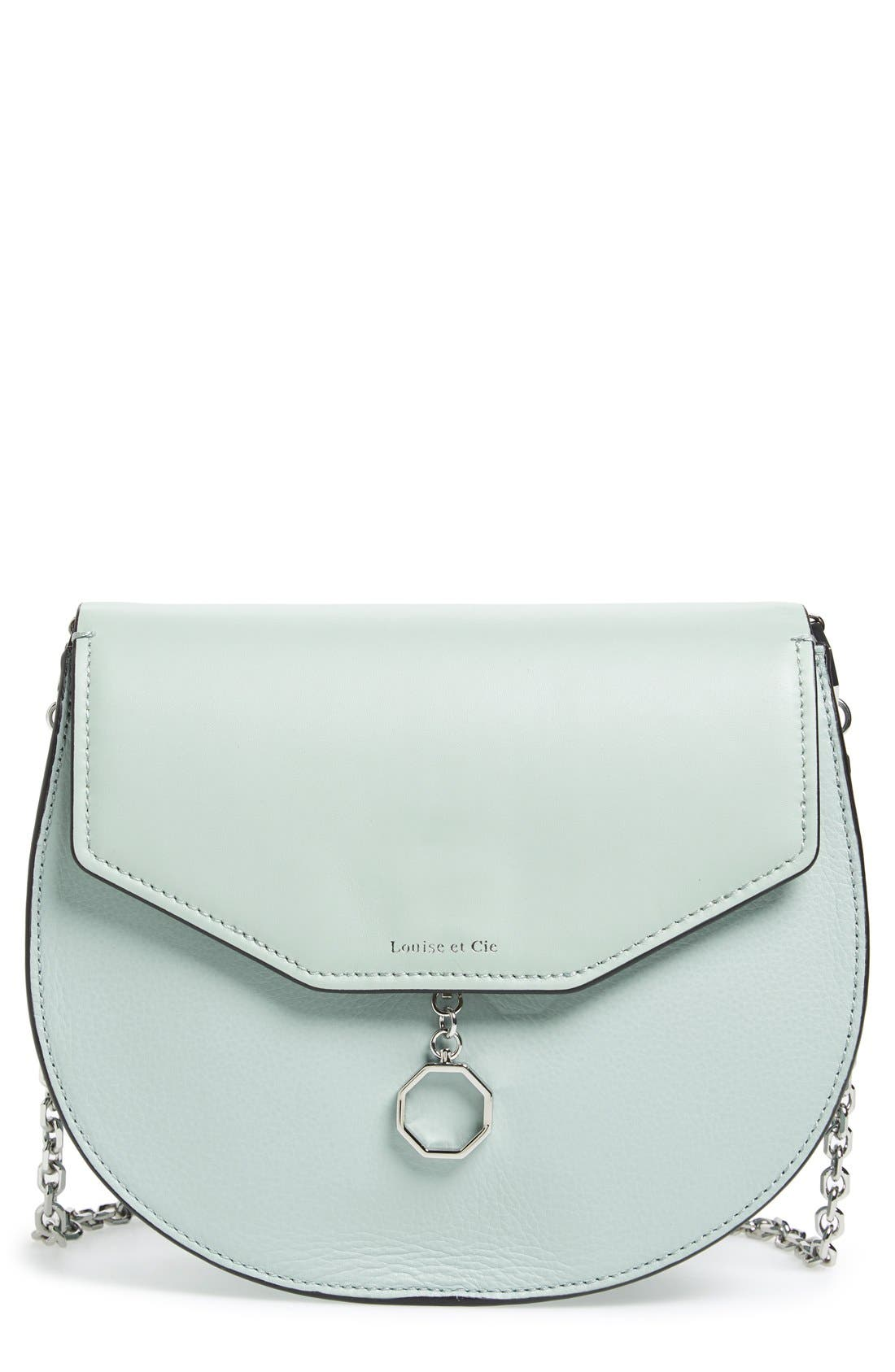 Alternate Image 1 Selected - Louise et Cie 'Jael' Leather Shoulder Bag