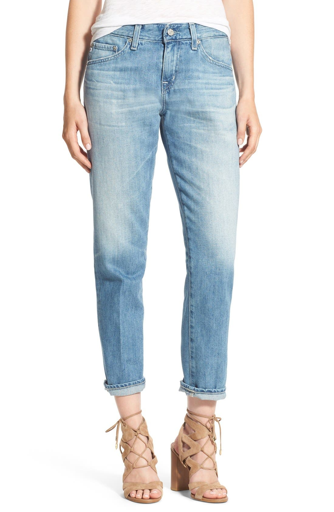 AG 'Ex-Boyfriend' Slim Jeans (21 Years Summer Edge)
