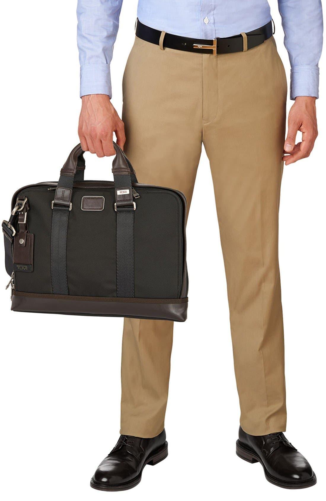 Alternate Image 2  - Tumi 'Alpha Bravo - Andrews' Slim Briefcase
