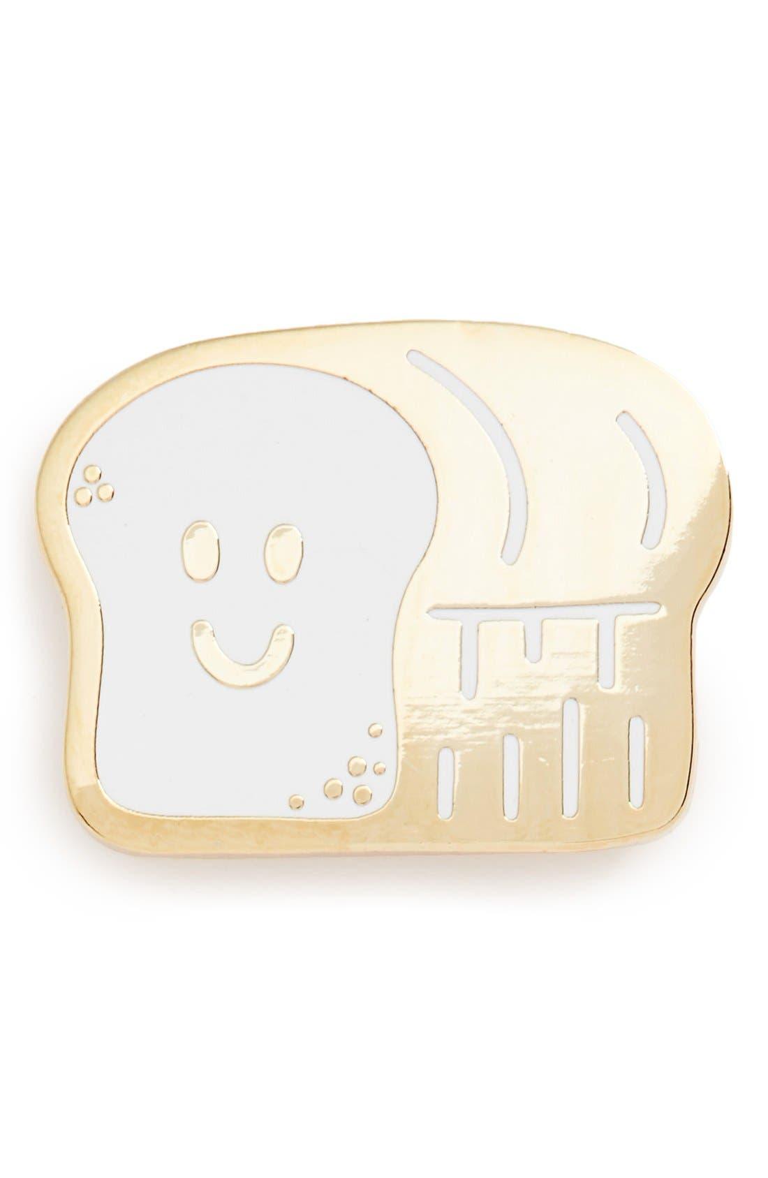 Alternate Image 1 Selected - Big Bud Press 'Bread Buddy' Pin