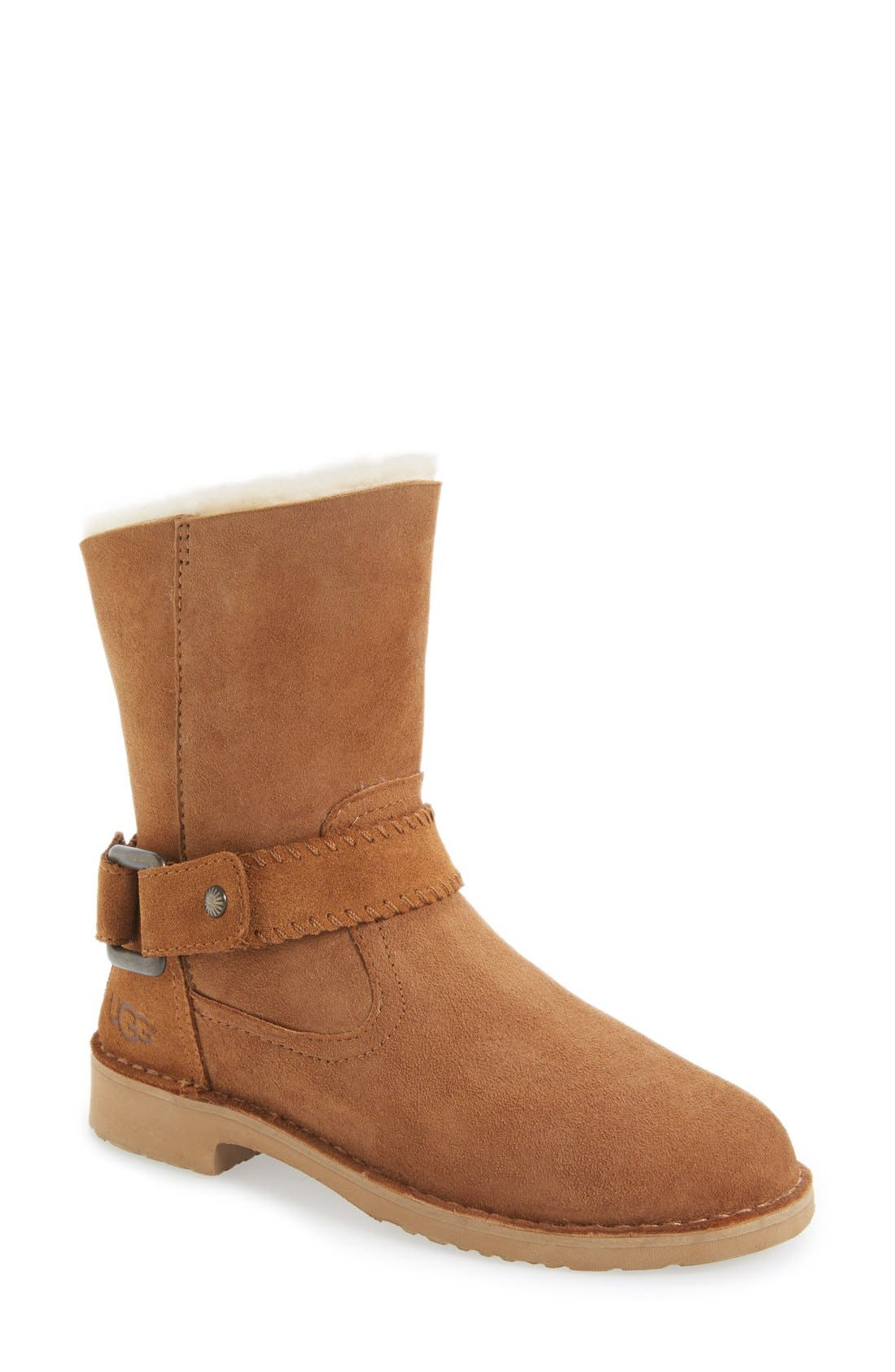 Alternate Image 1 Selected - UGG® Cedric Water Resistant Boot (Women)