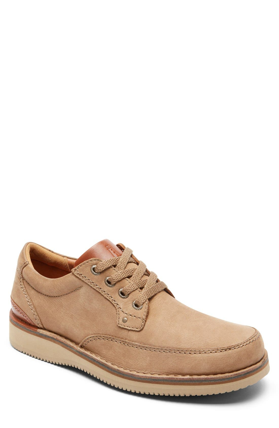 Rockport 'Prestige Point' Apron Toe Derby (Men)